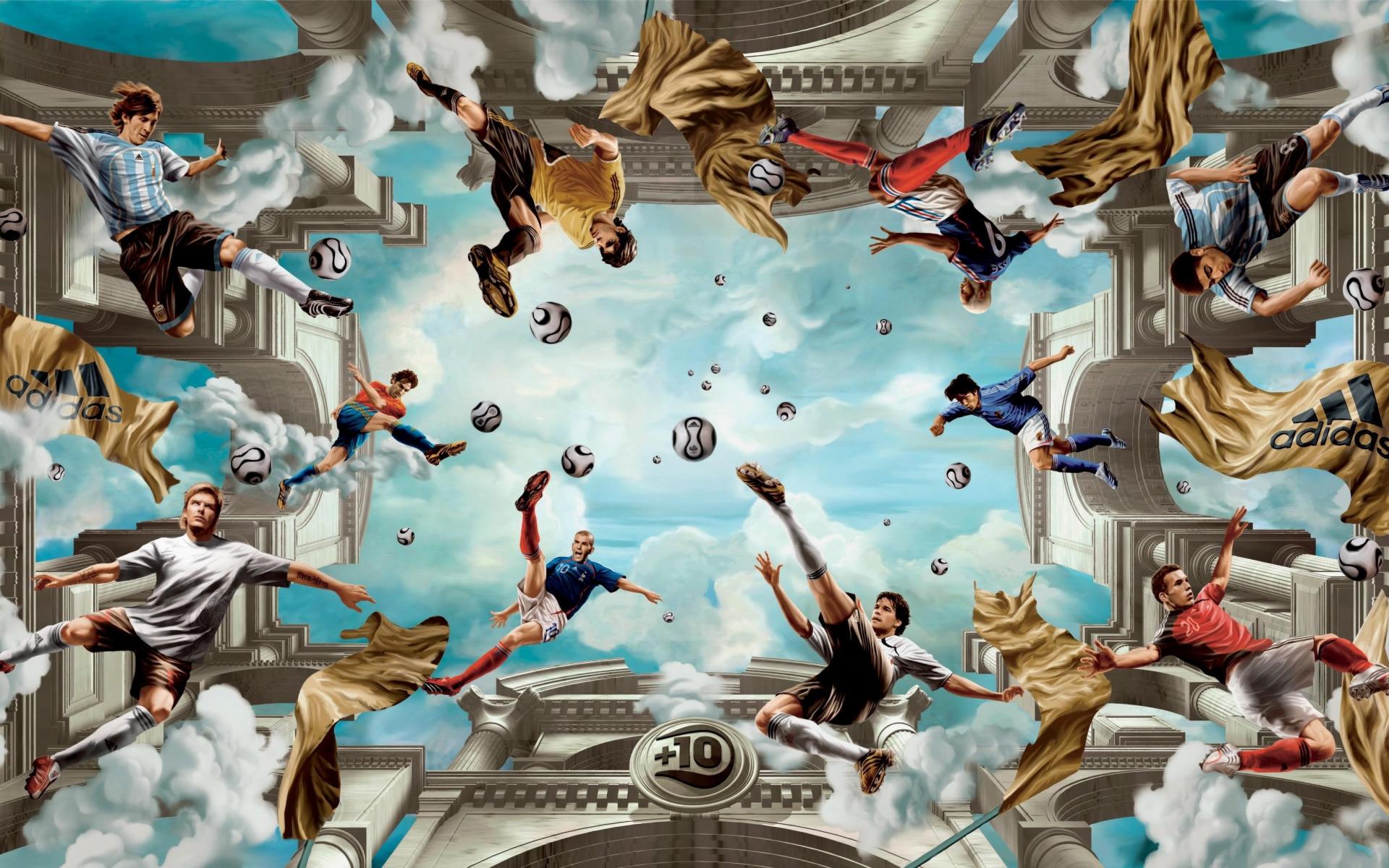 постер на тему спорта