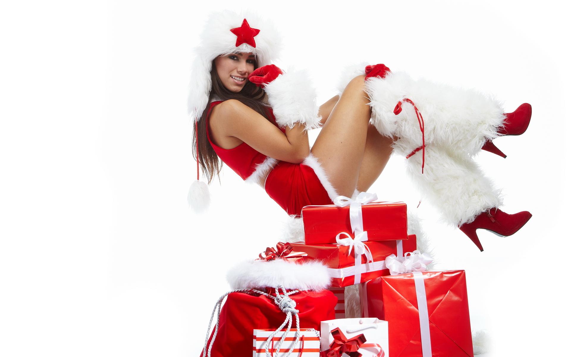 Подарок на новый год секс