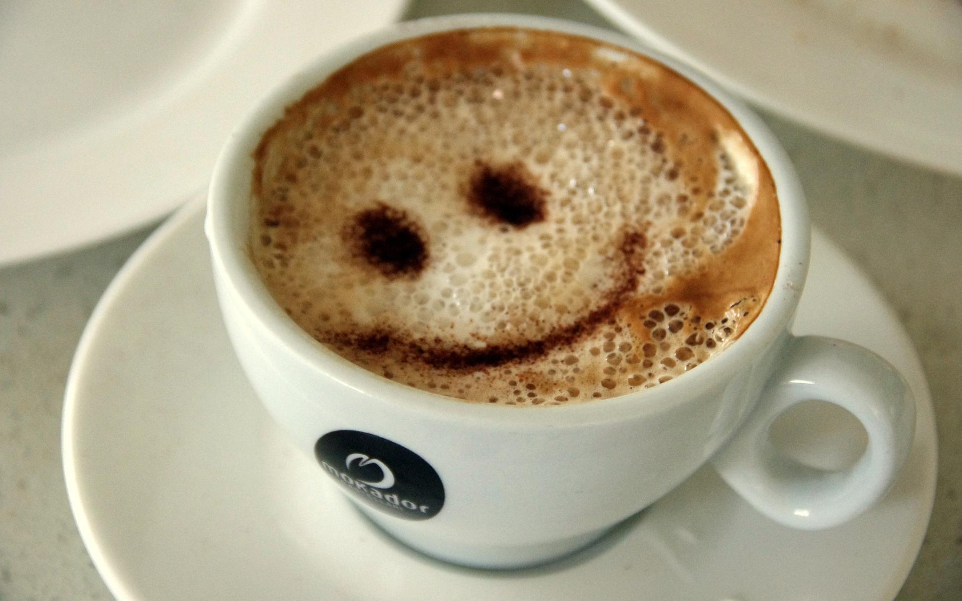 чашка ароматного кофе картинки золотая