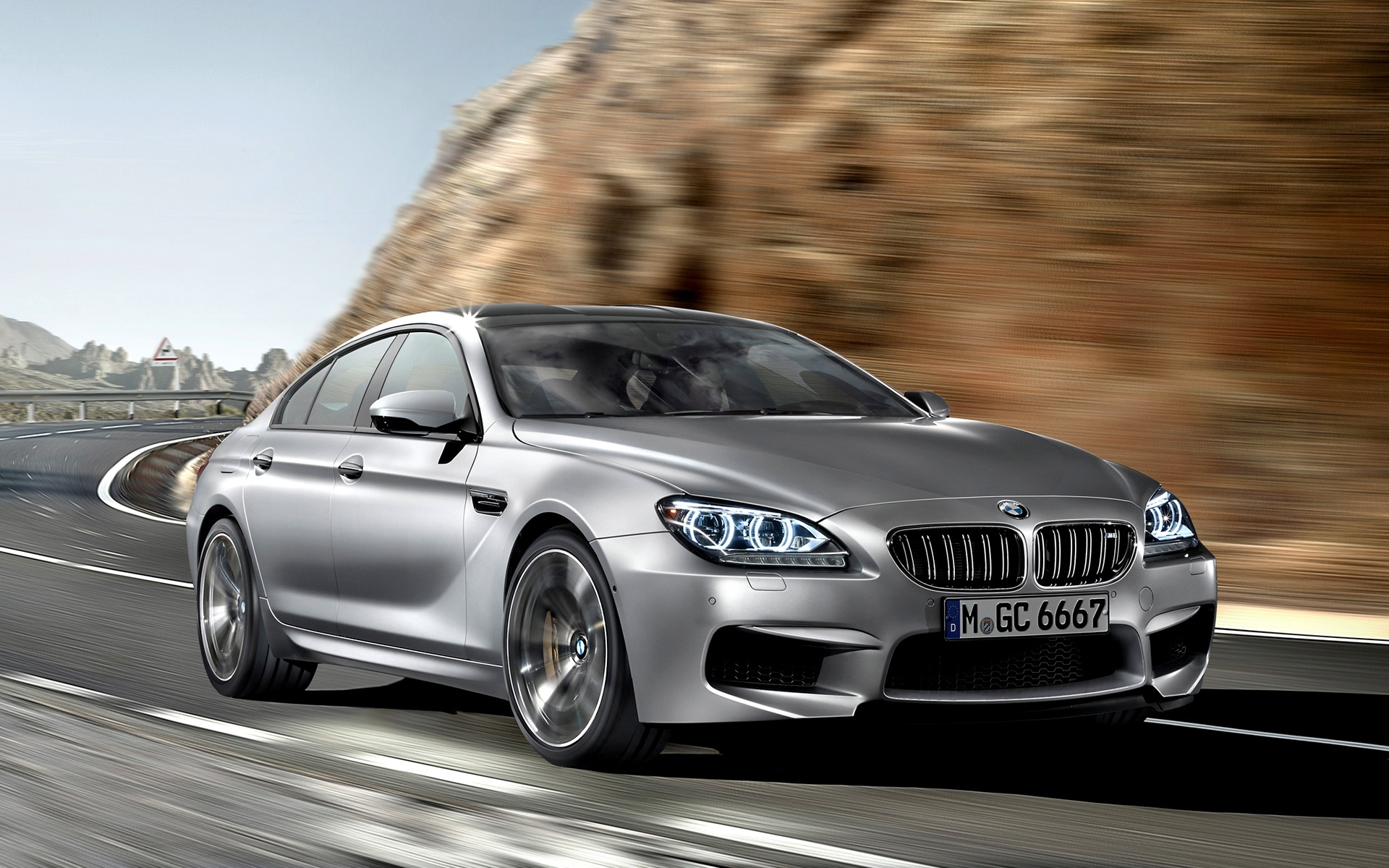 BMW Gran Coupe  № 1096967 без смс