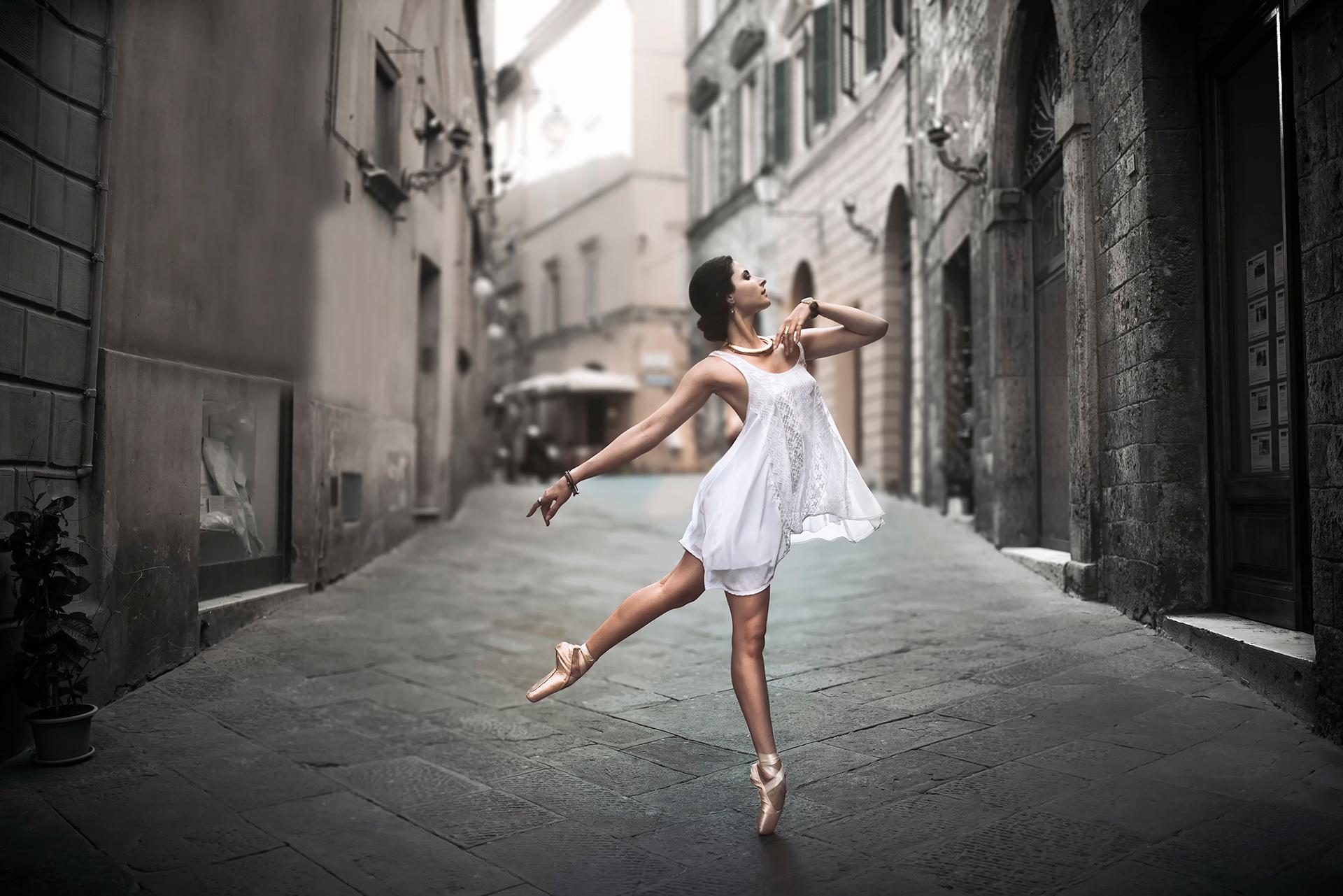 балерина фотосессия идеи того, что