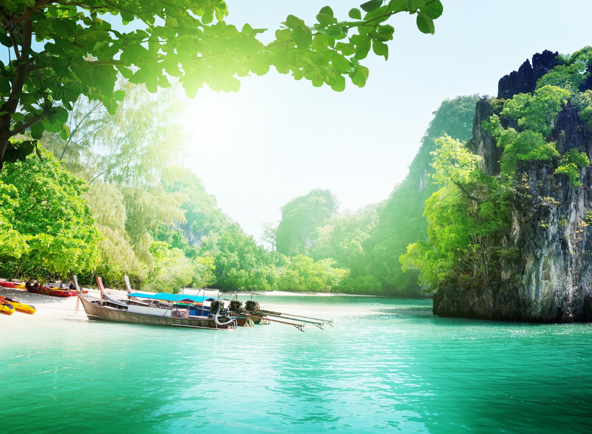 Добрым, картинки про тайланд
