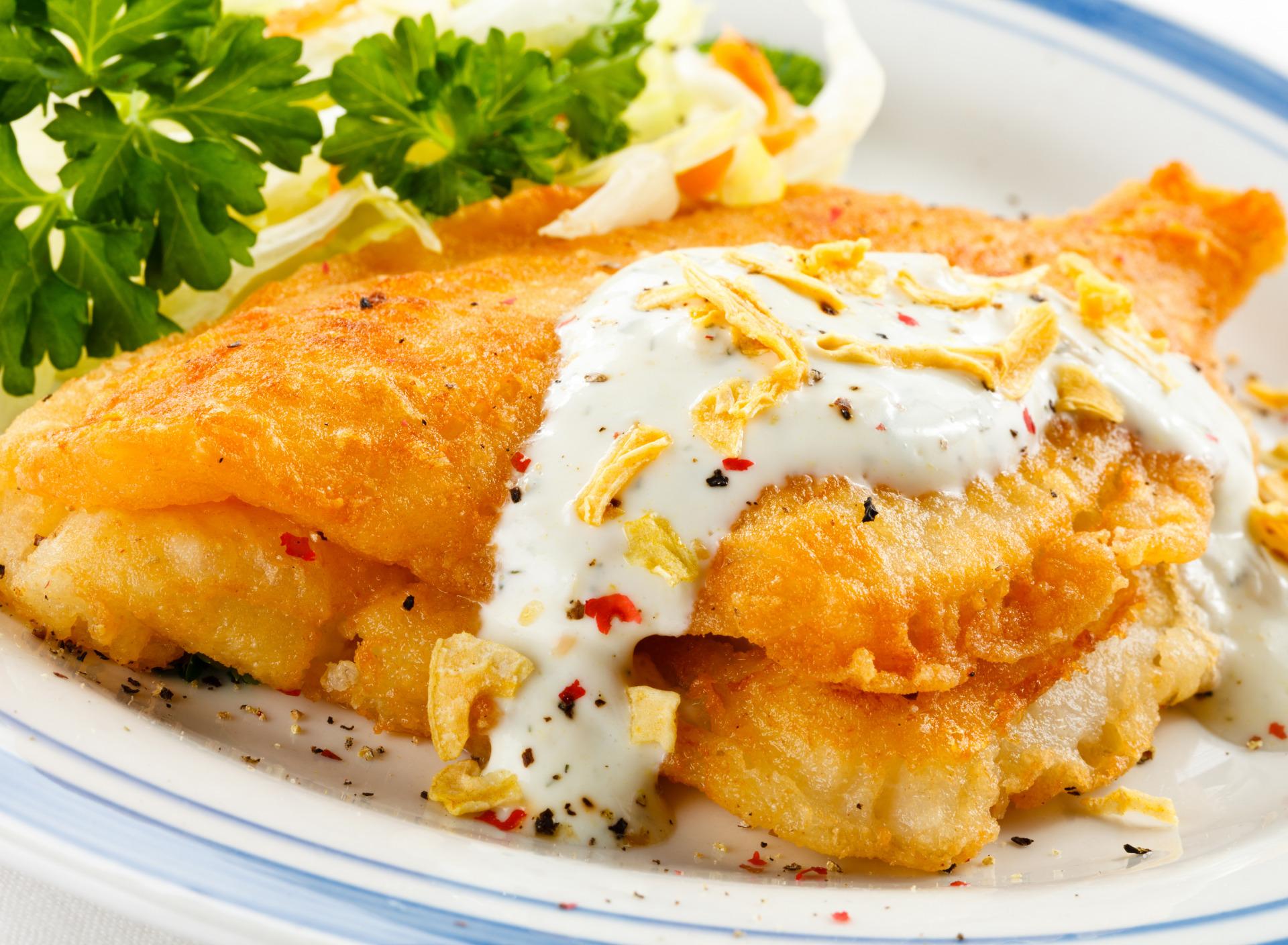 Рыбное филе рецепты с фото