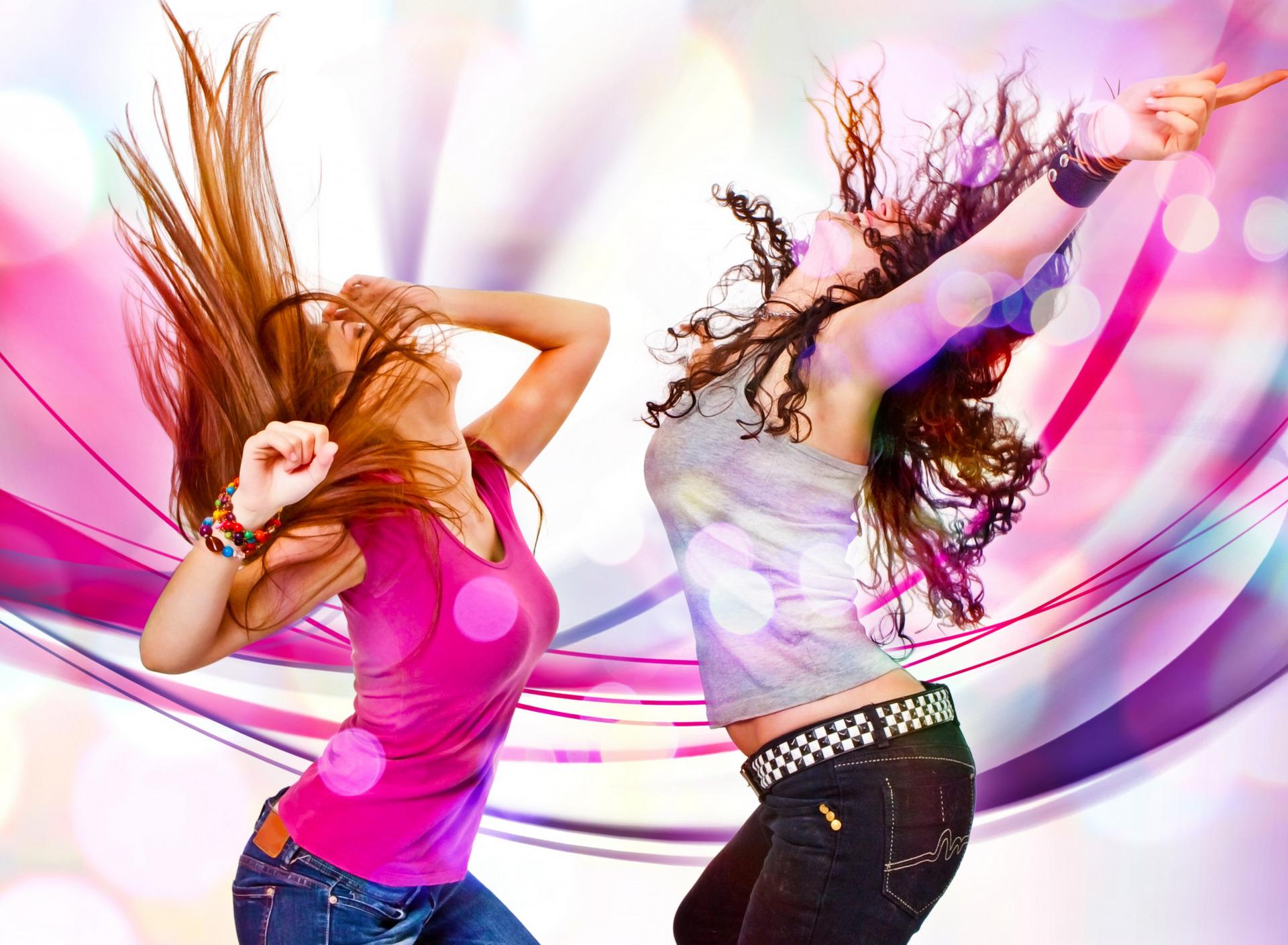 Постеры современные танцы