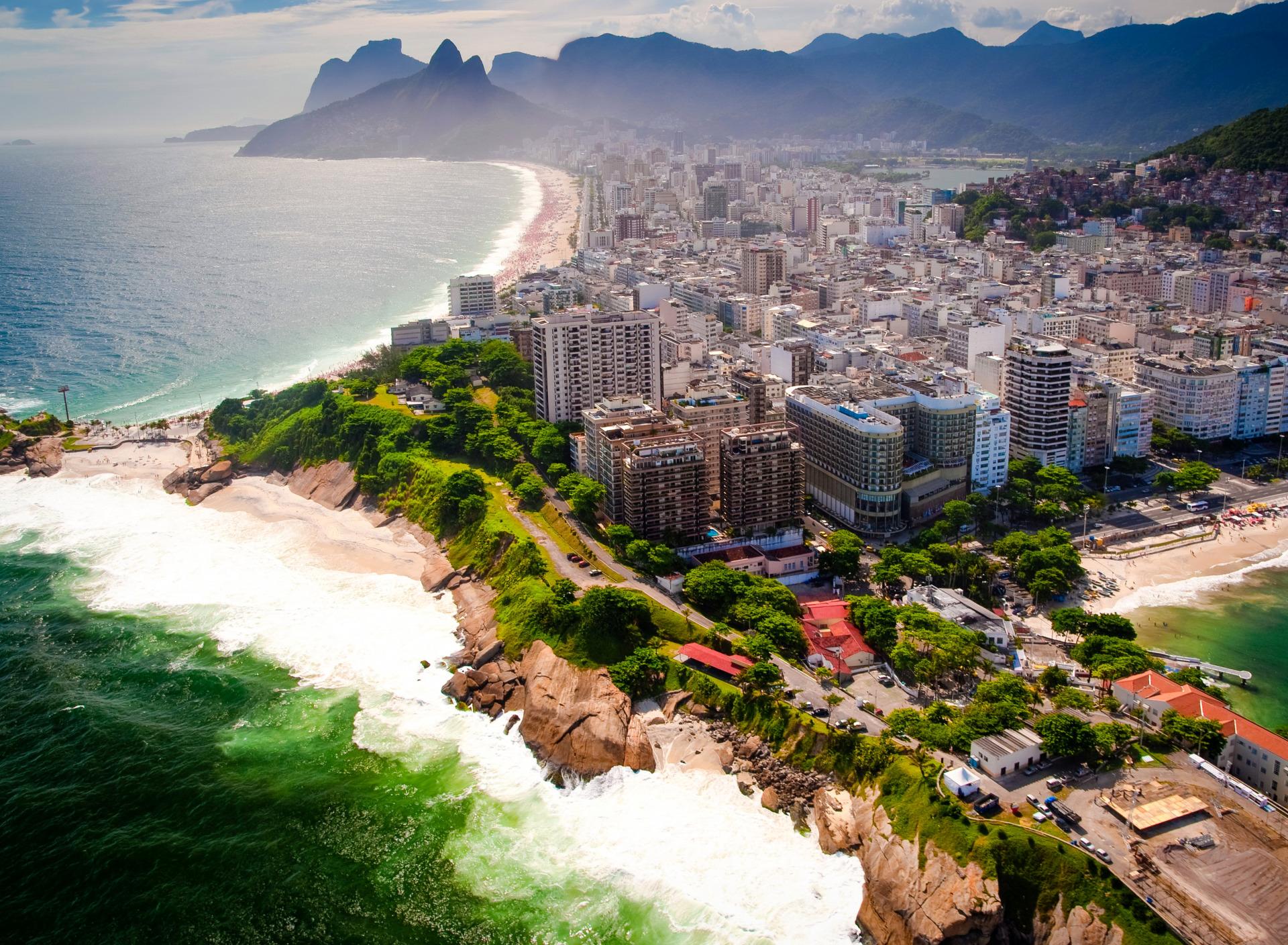 Что можно посмотреть в бразилии достопримечательности