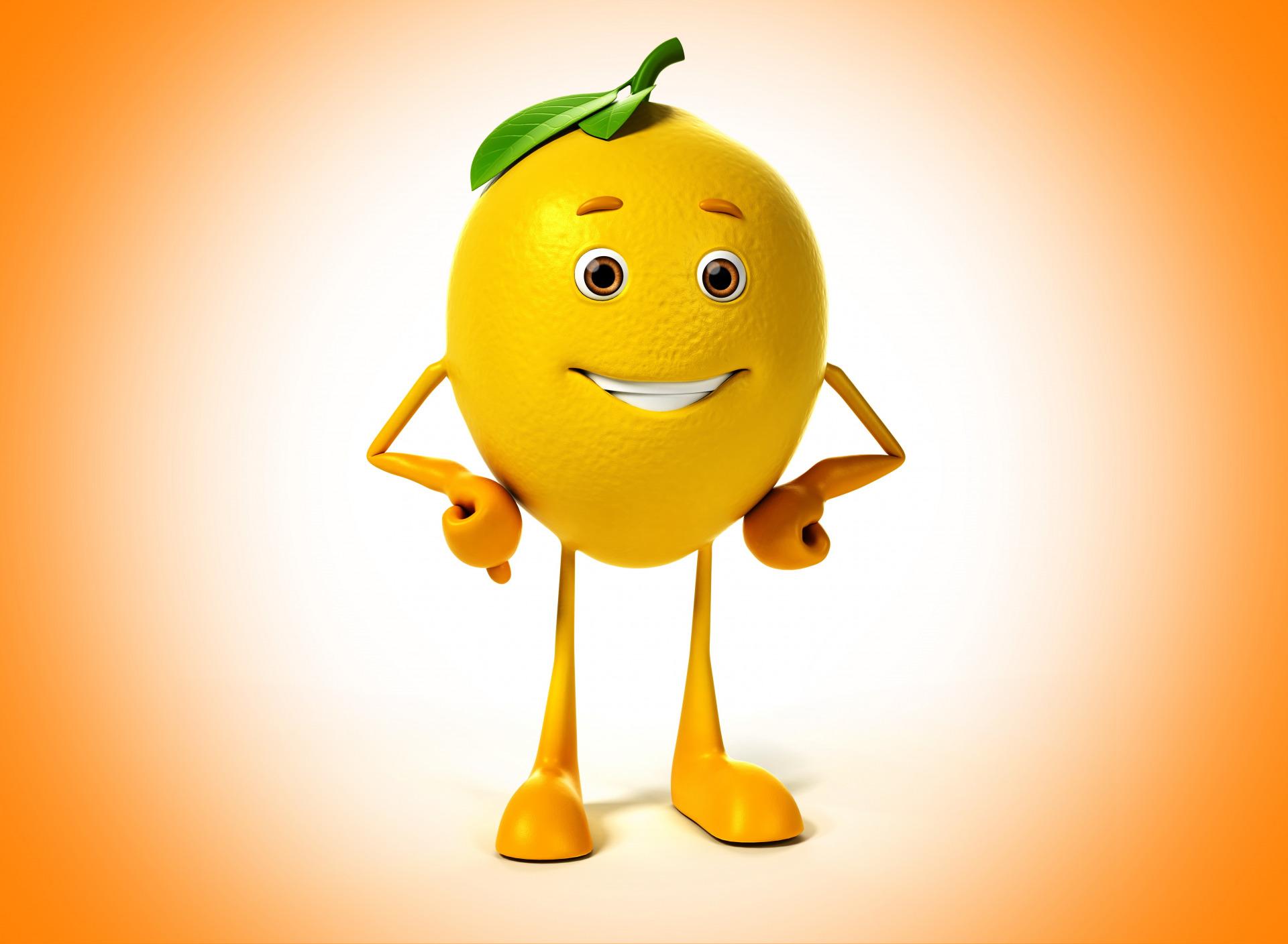 Лимон в картинках смешных, надписью скучаю