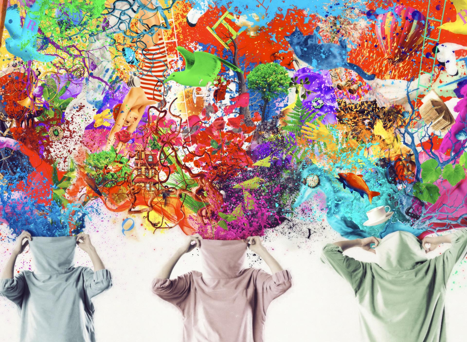 Креативные и красивые рисунки, днем ангела