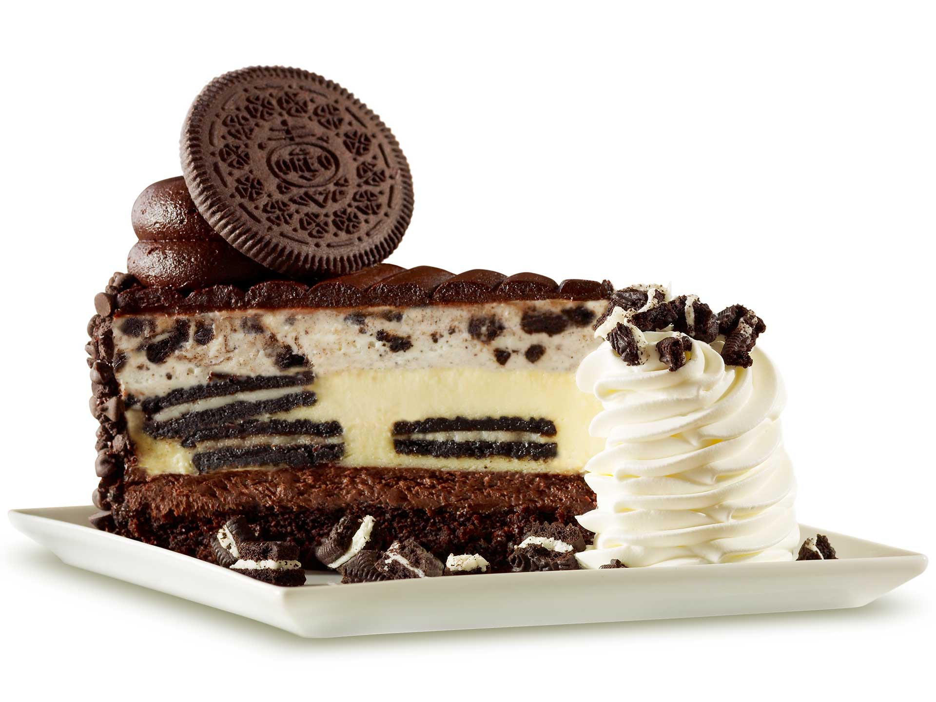 With more than 250 menu items and more than 50 signature cheesecakes and desserts there is truly Something for everyone at The Cheesecake Factory