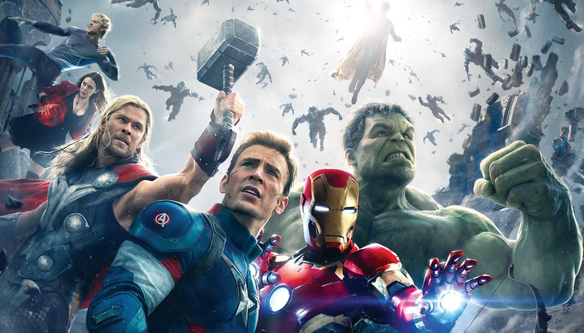 Avengers  № 1390924  скачать