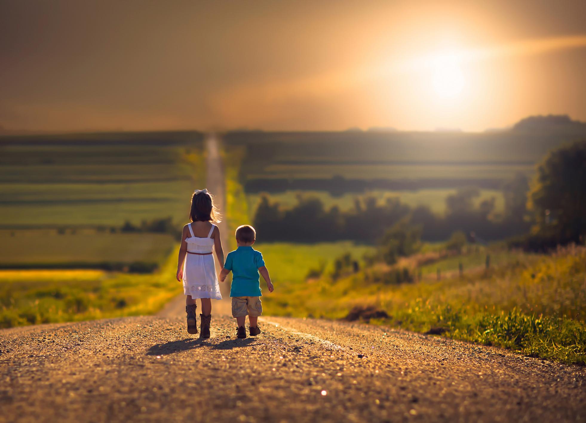 Красивые картинки дорога к маме