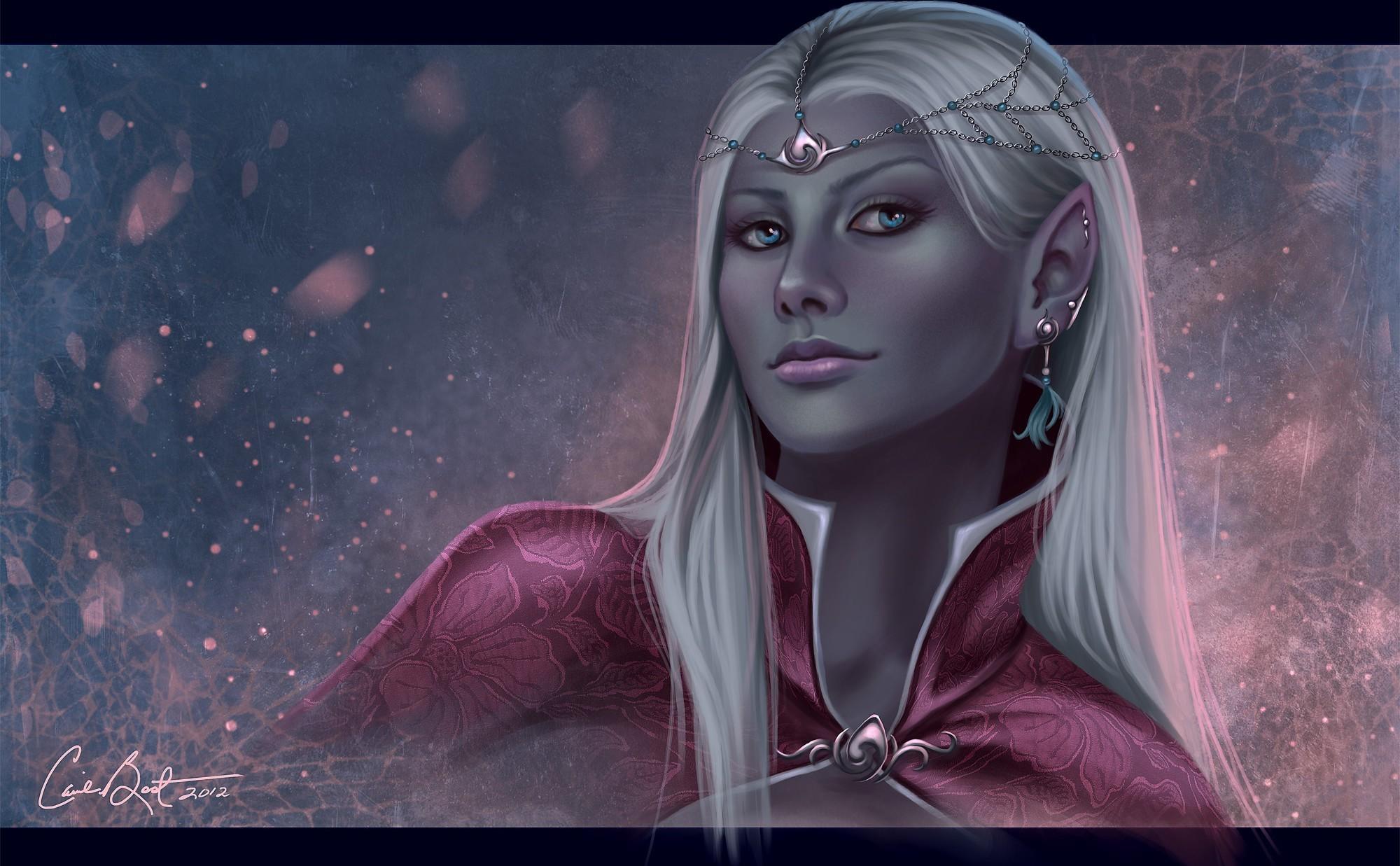 Forgotten realms dark elf girl porn photo