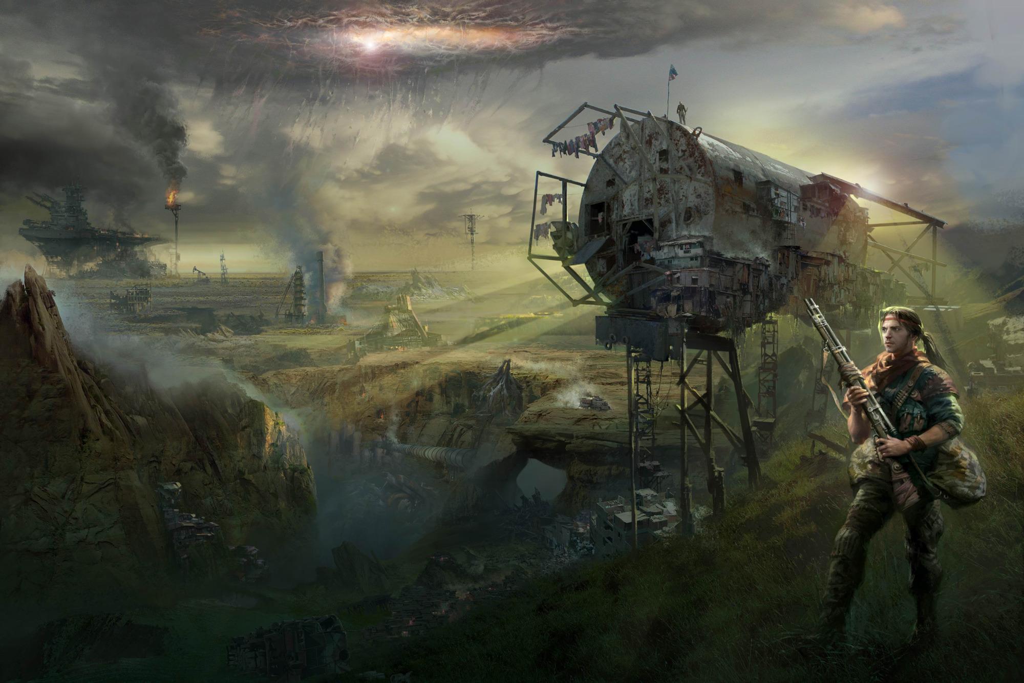 Картинки постапокалипсис с торрента