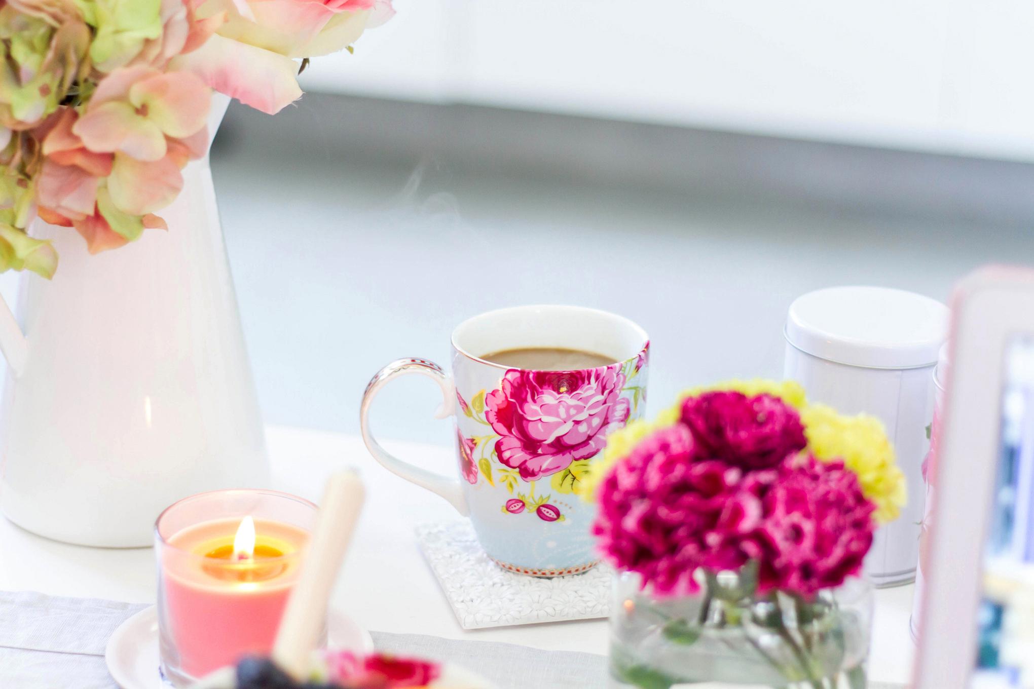 цветы свечи  № 1504306 загрузить