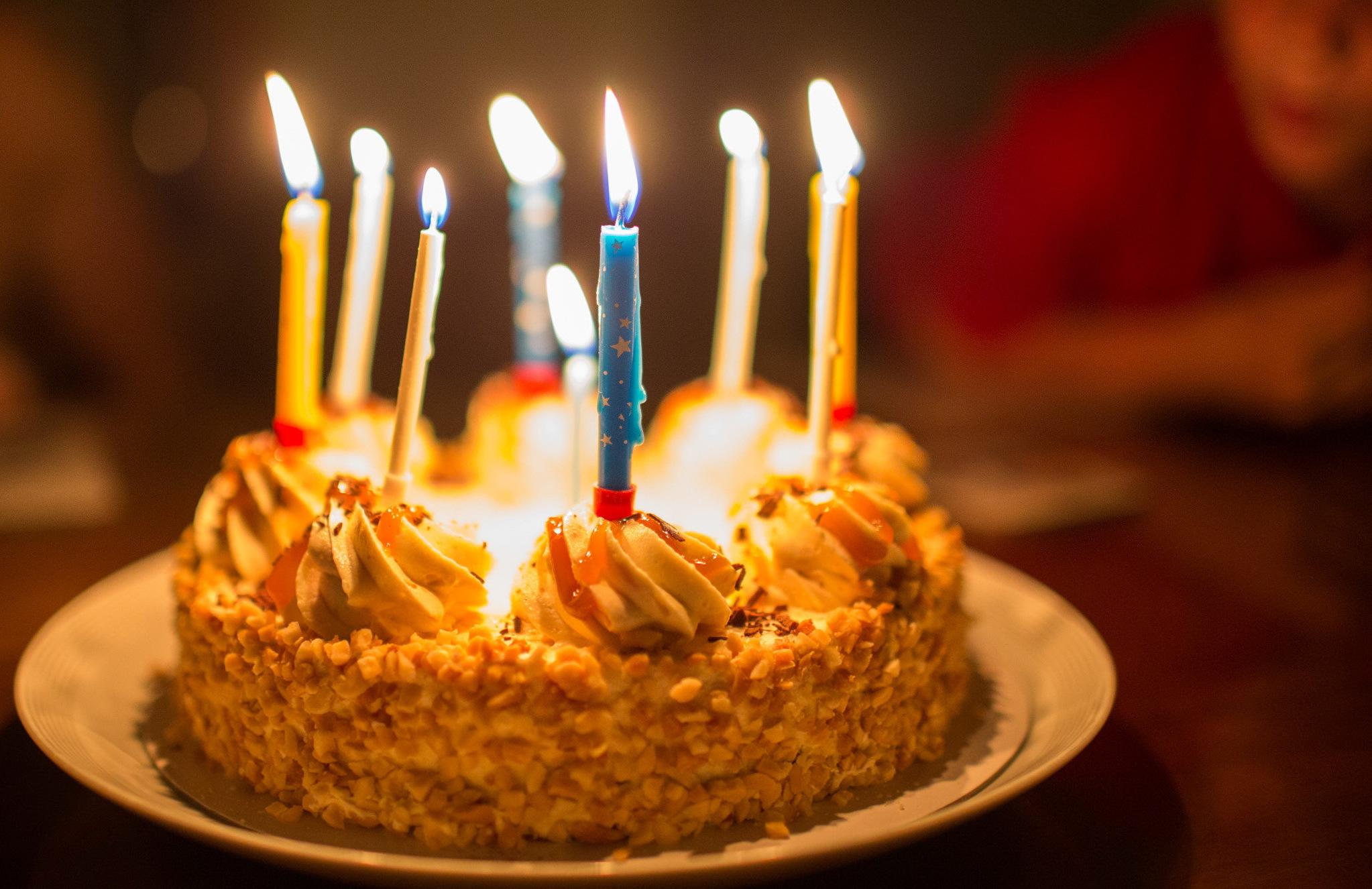курильщик свечи для тортов фото майонез, сметану