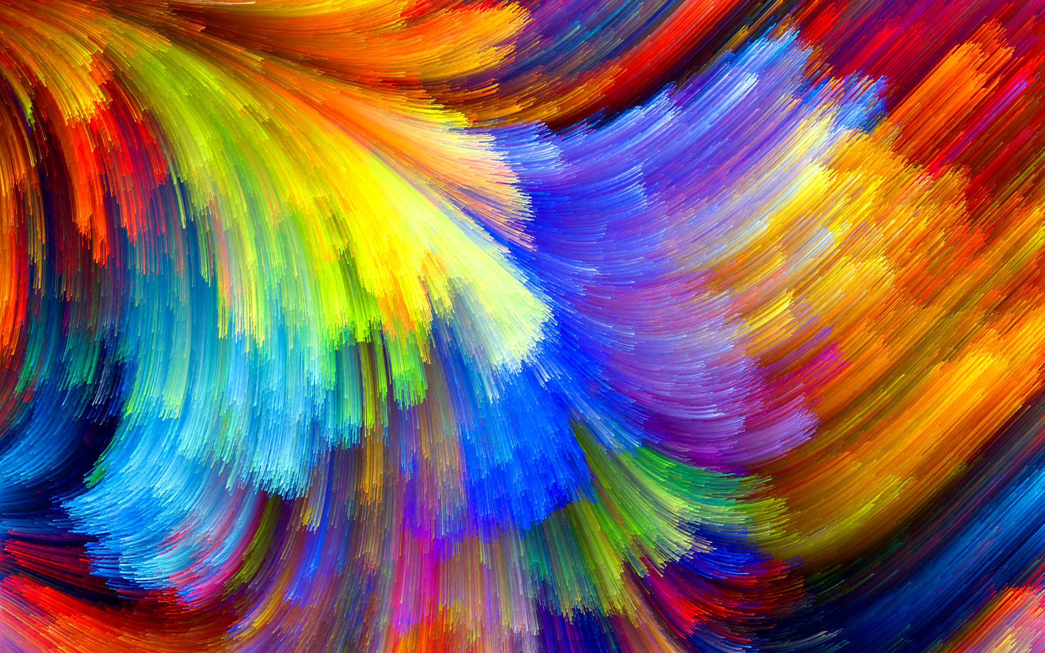 colorful love pictures
