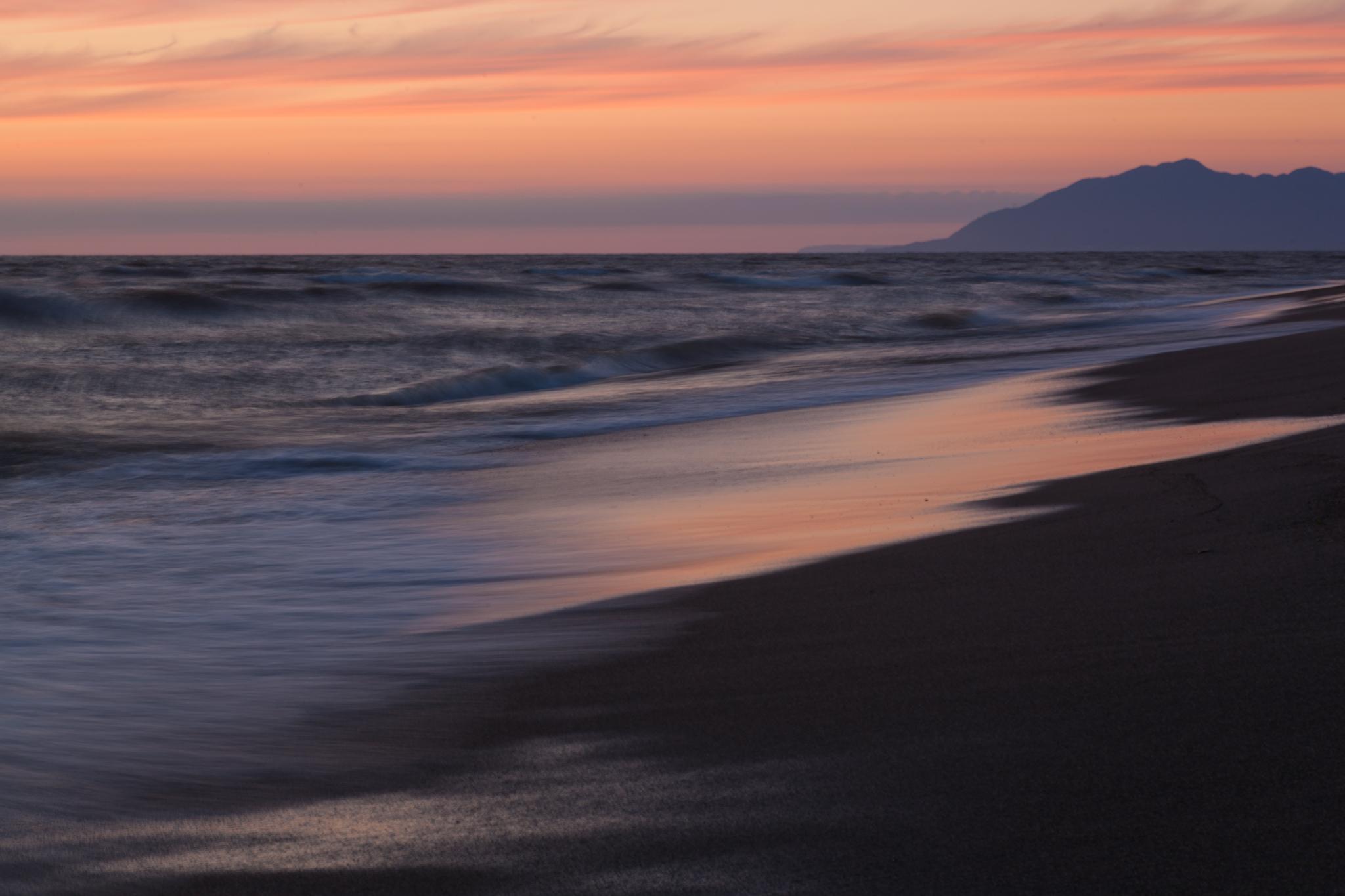 Берег закат песок  № 1209170 без смс