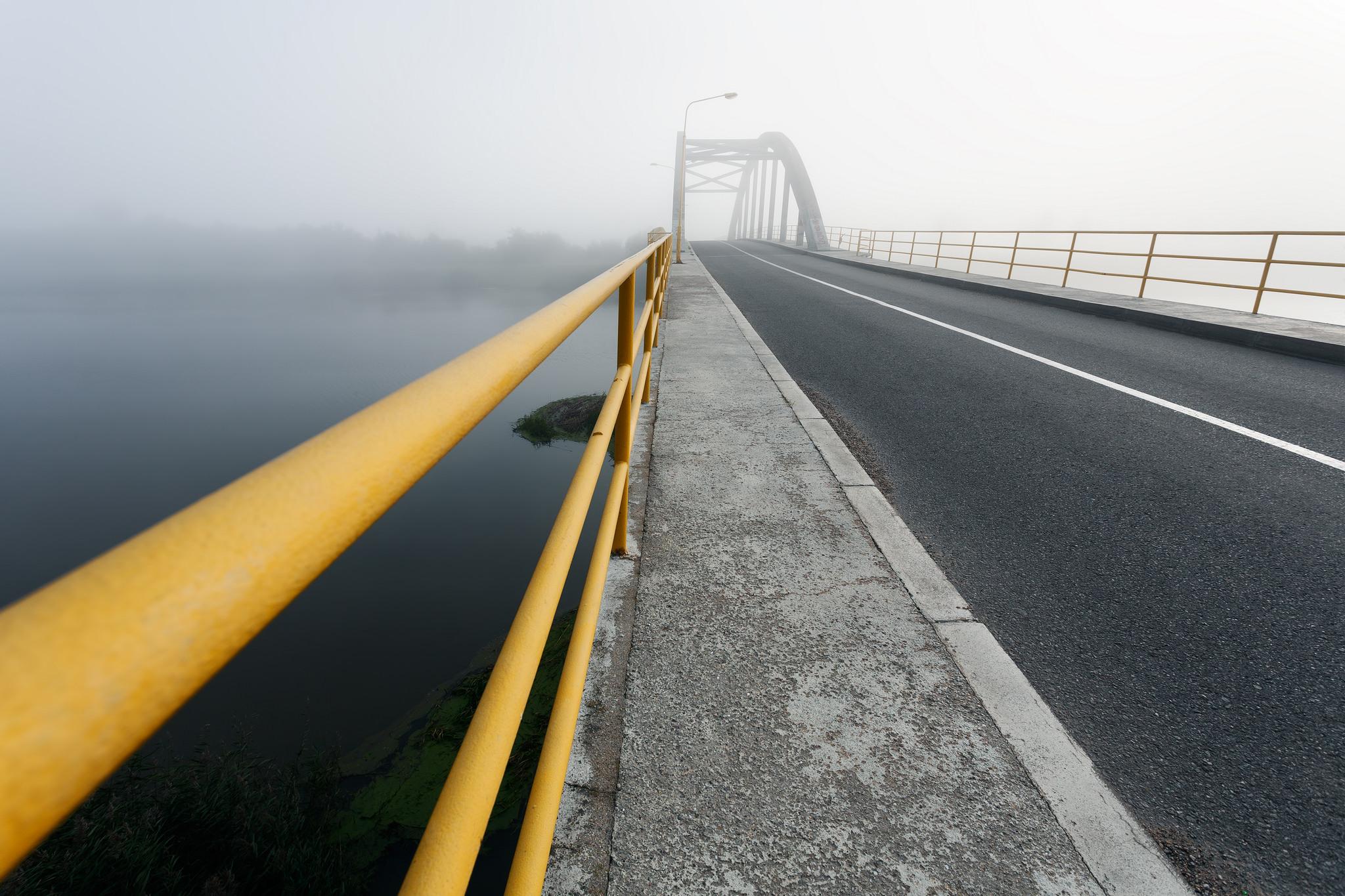 Мост над дорогой  № 2225411 бесплатно