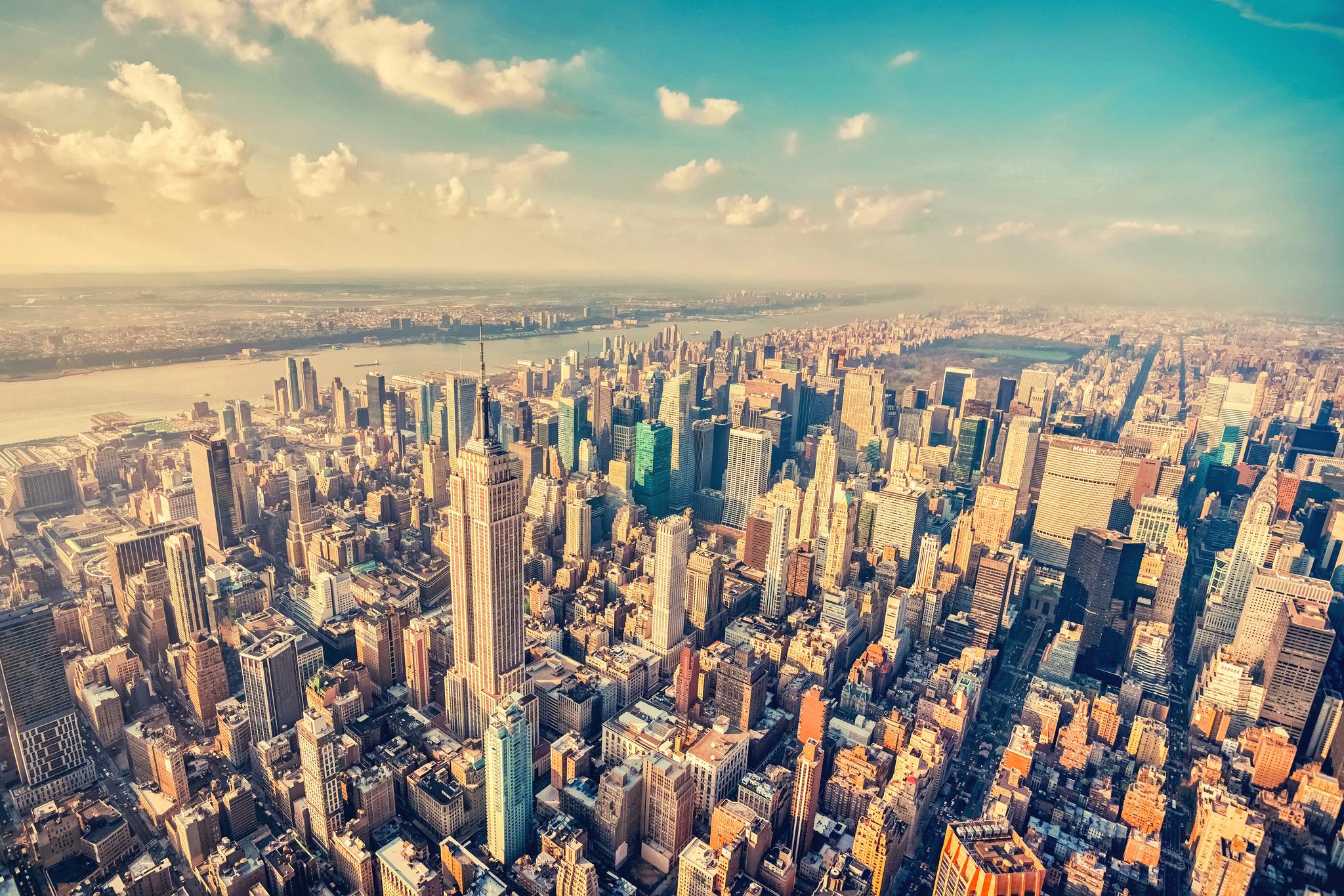 Теракт в Нью-Йорке - ТАСС