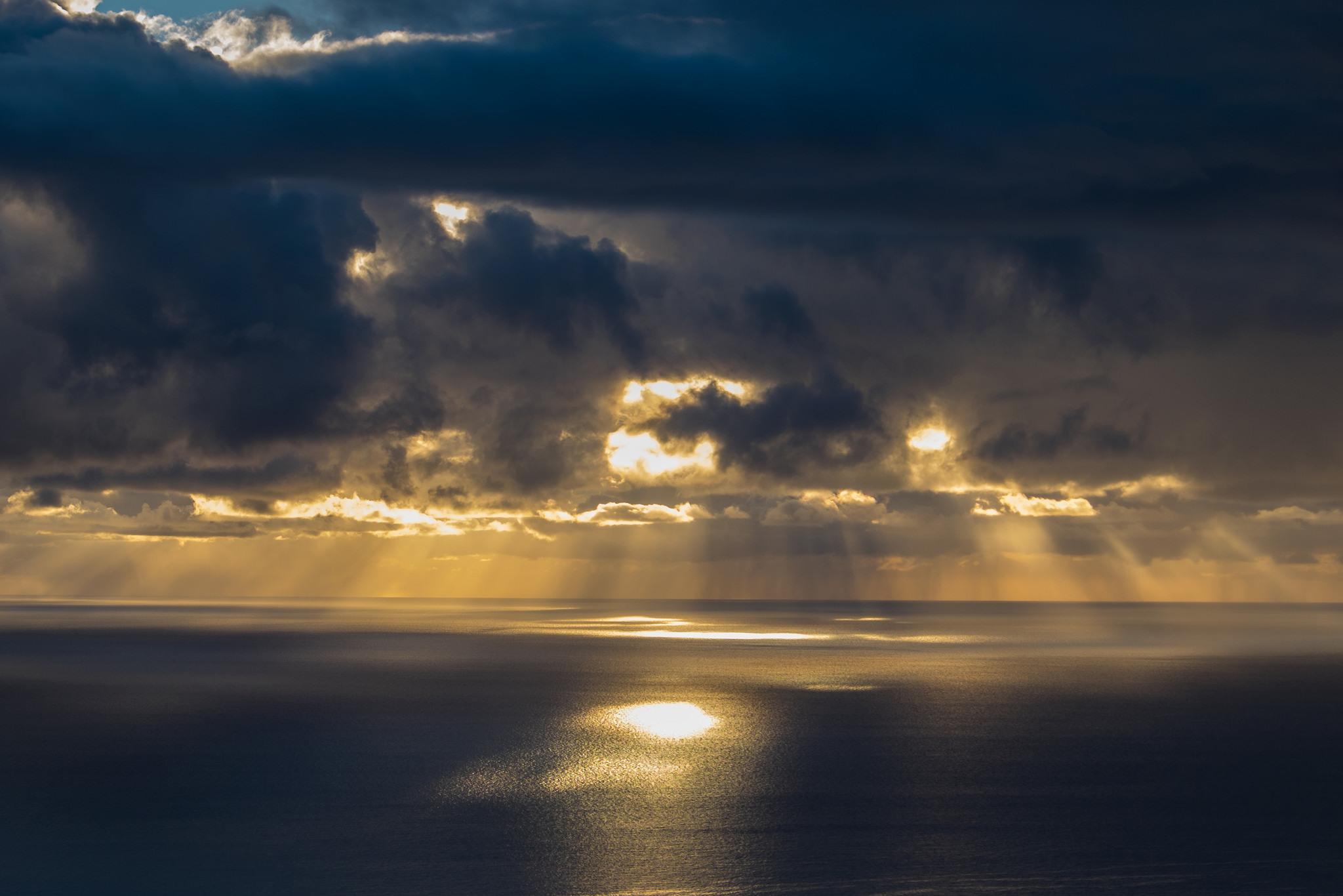 Море солнце лучи Sea the sun rays  № 1623254 без смс
