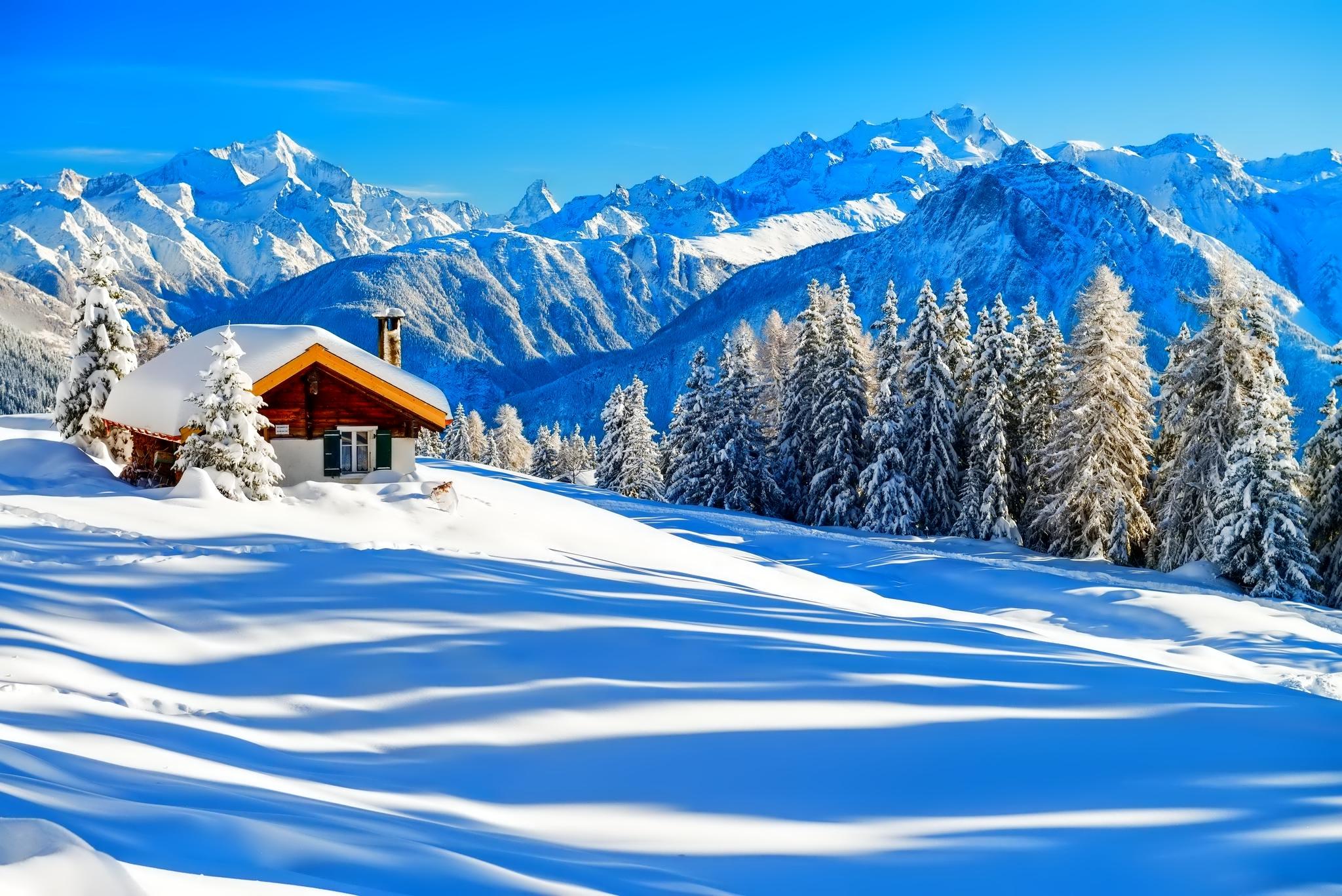 настоящий момент снежные пейзажи фото имеет