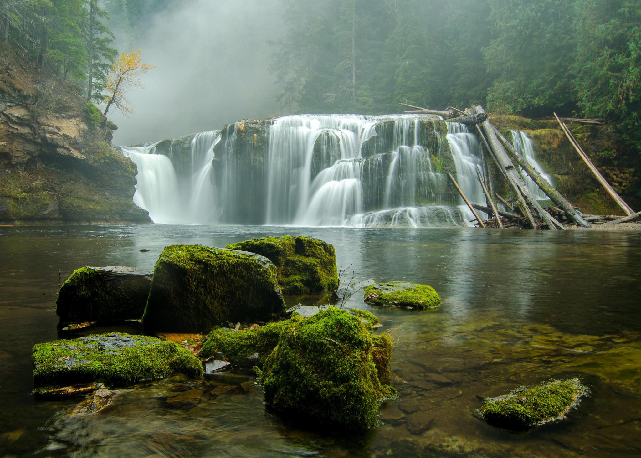 кулинарный водопад картинки в высоком качестве уокер американская