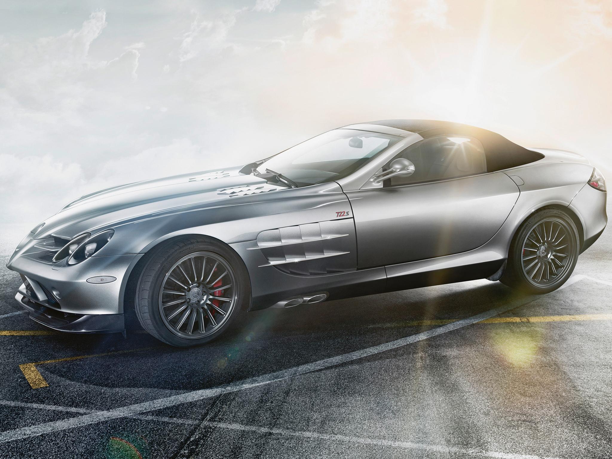 Mercedes SLR  № 1374434 бесплатно