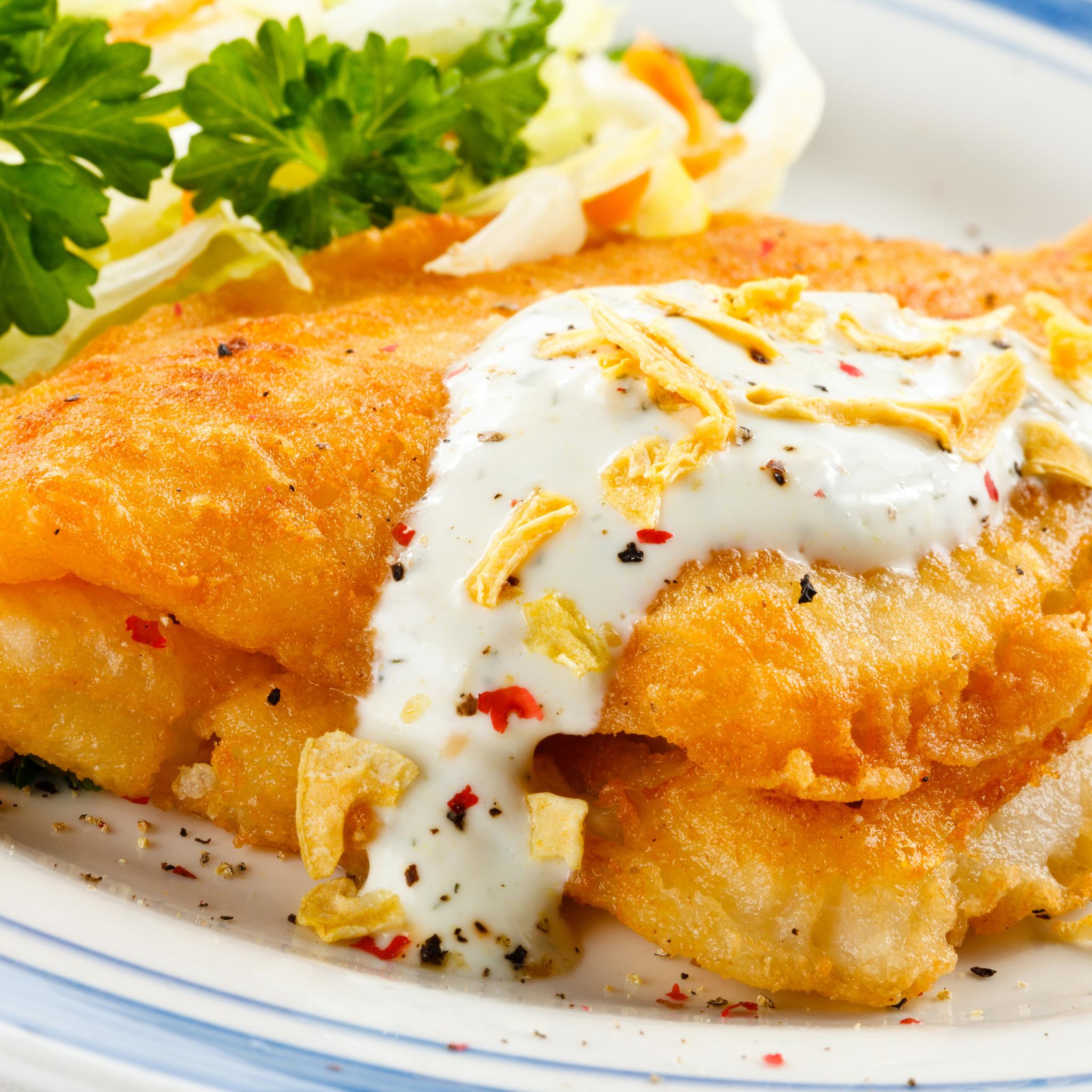 белая рыба в кляре рецепт с фото интересные