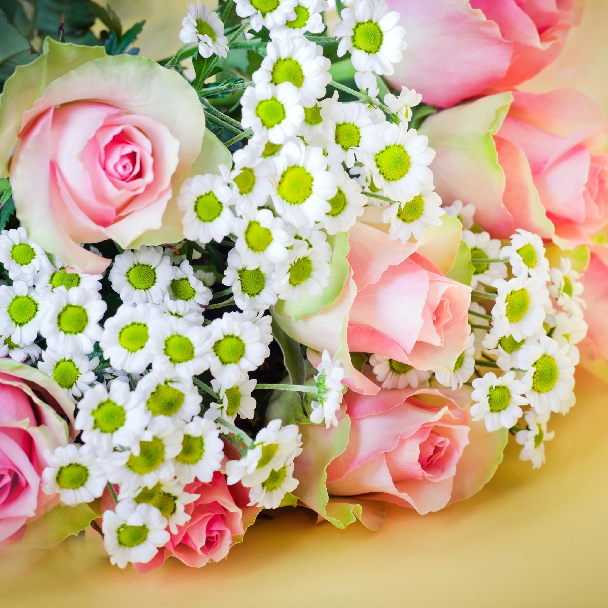 Открытки с красивыми цветами букетов роз