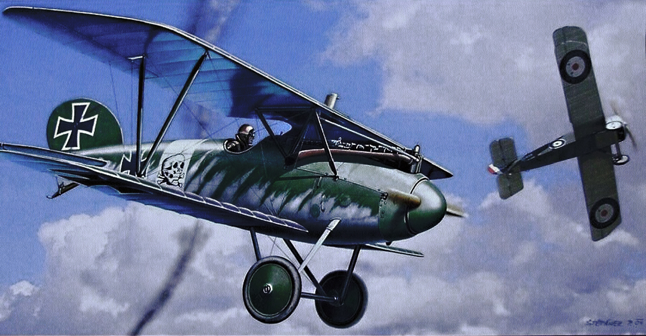 aviation in wwi