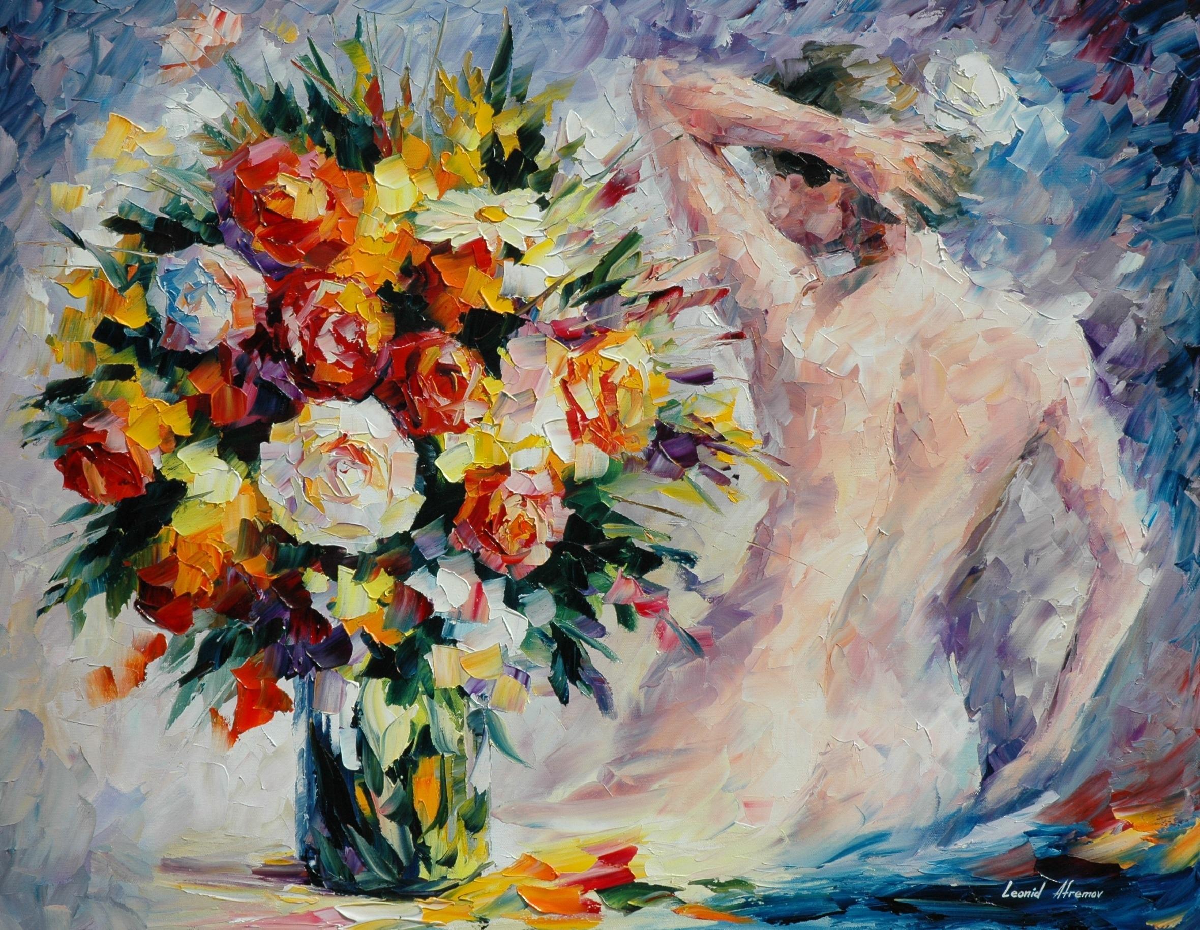 """Результат пошуку зображень за запитом """"девушка с цветов спина"""""""