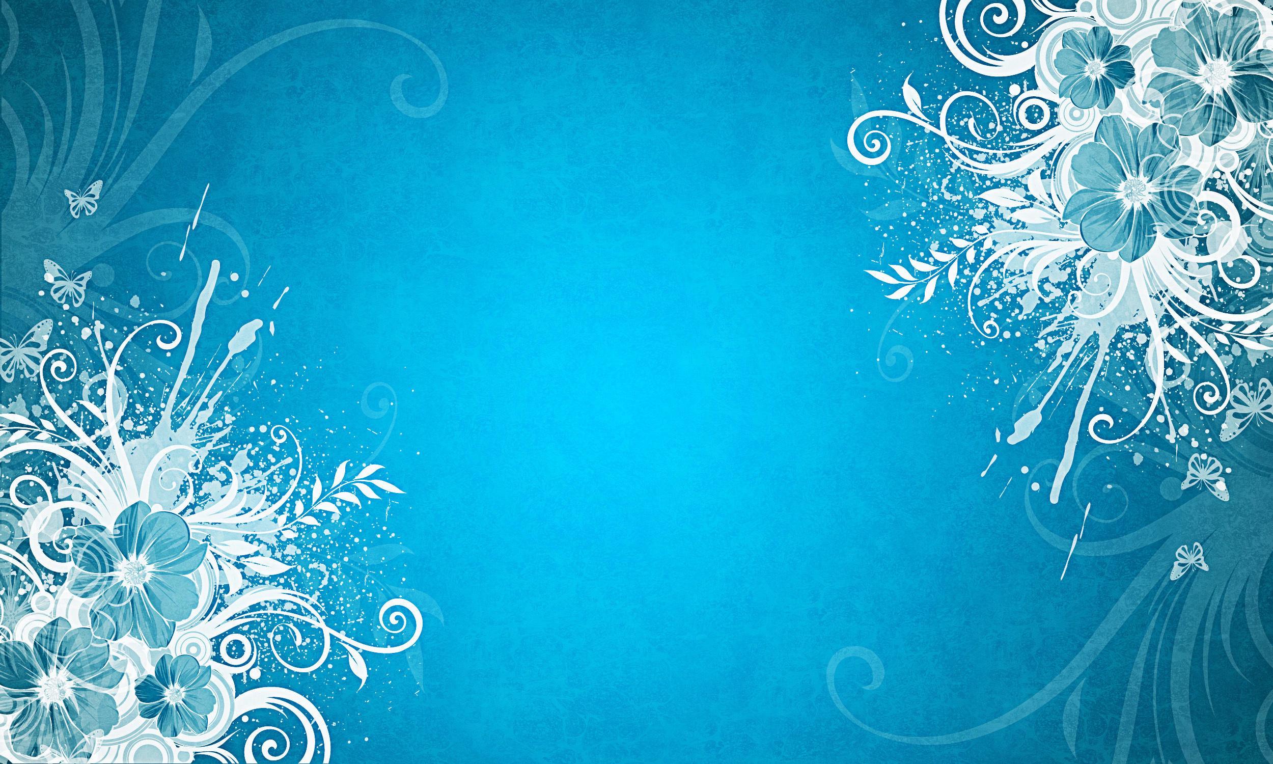 Надписями вконтакте, голубой фон на открытку