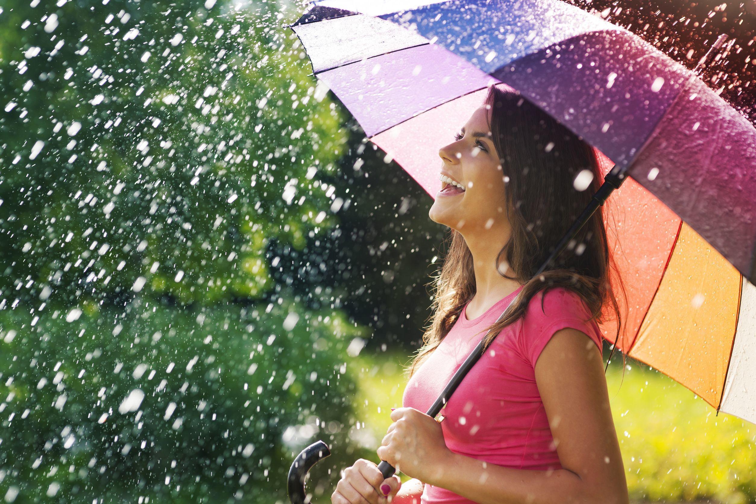 Картинки счастливый дождь
