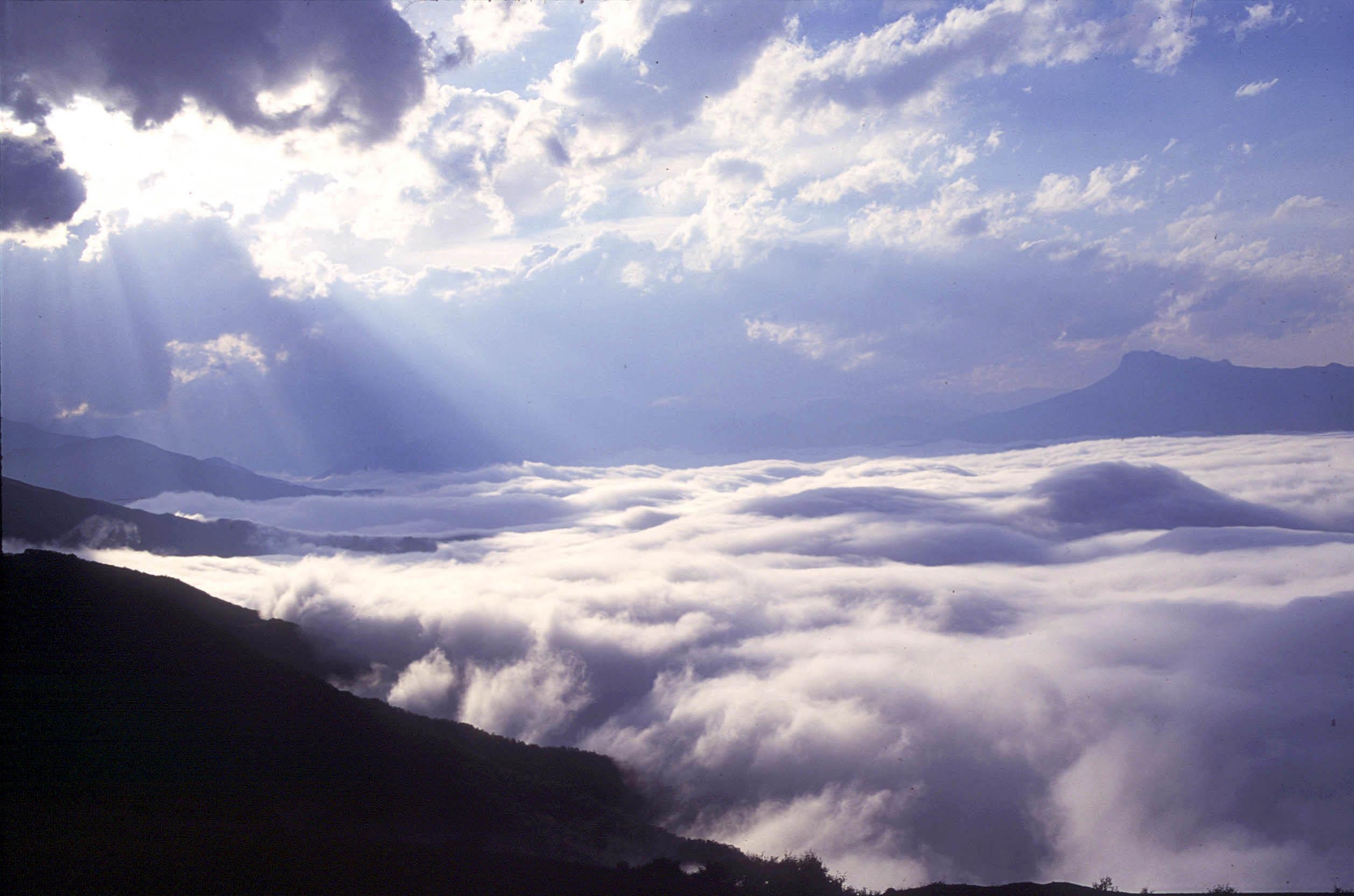 картинка выше облаков в горах вам