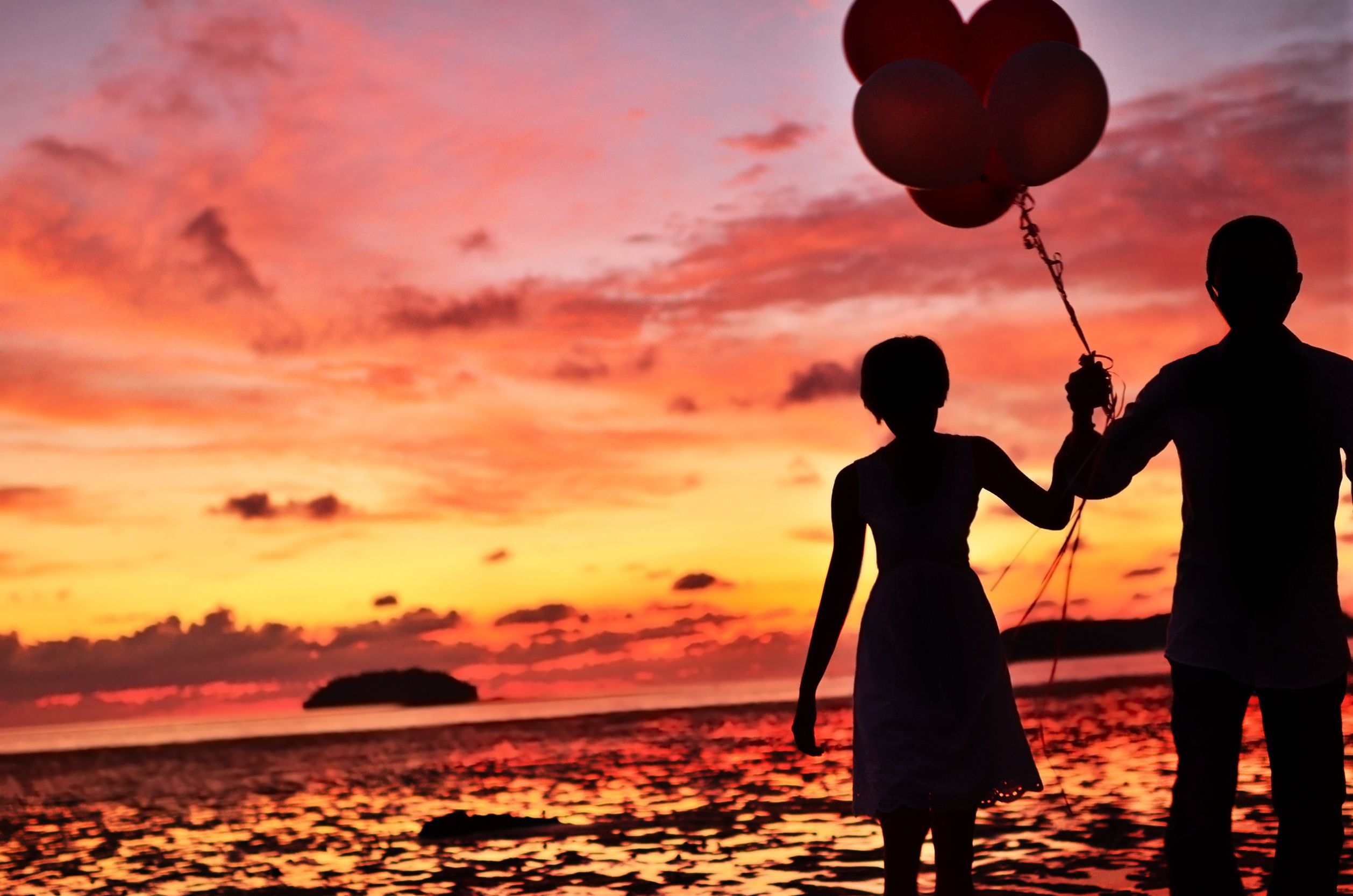 Необычные картинки про любовь для девушки