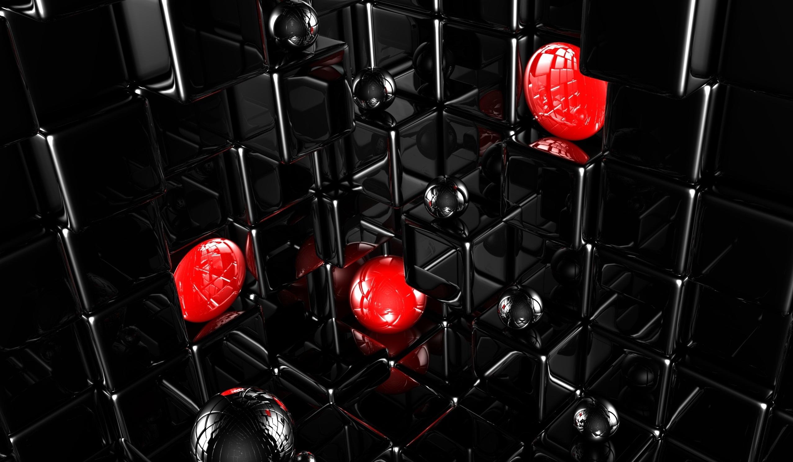 квадратные шары  № 2074963  скачать