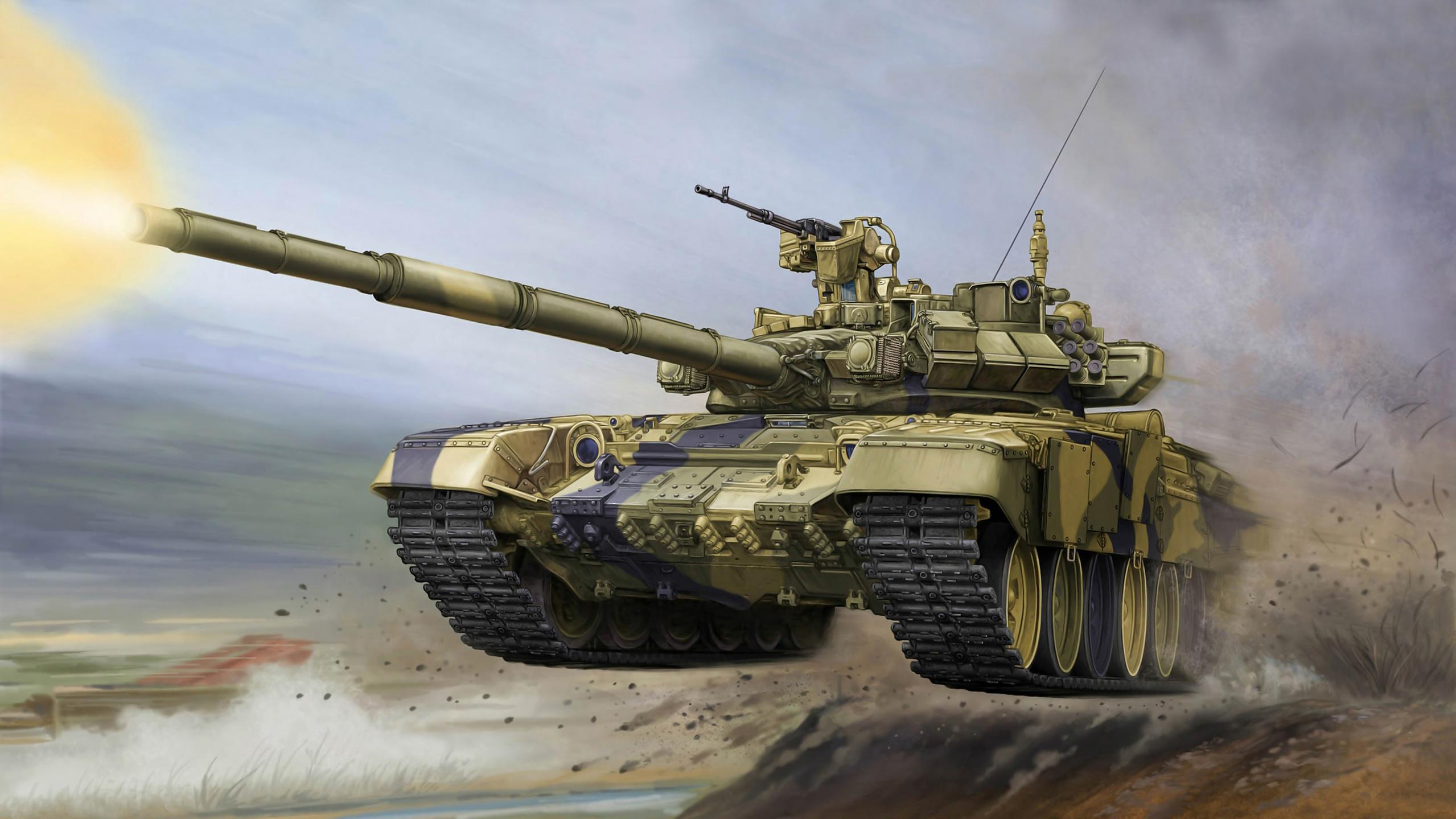 Прикольную картинку на рабочий стол танки