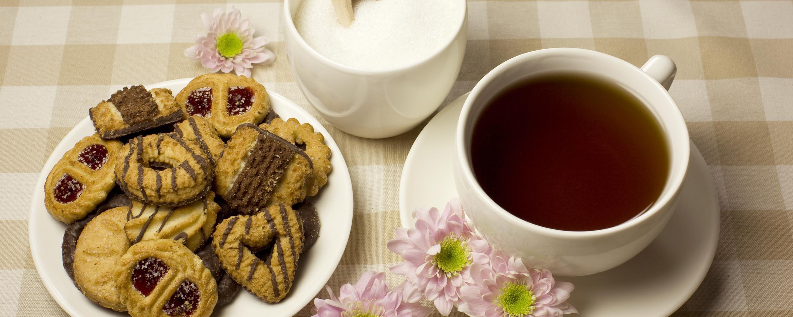 ничего красивая картинка с чаем и печеньки подруга натуральная блондинка