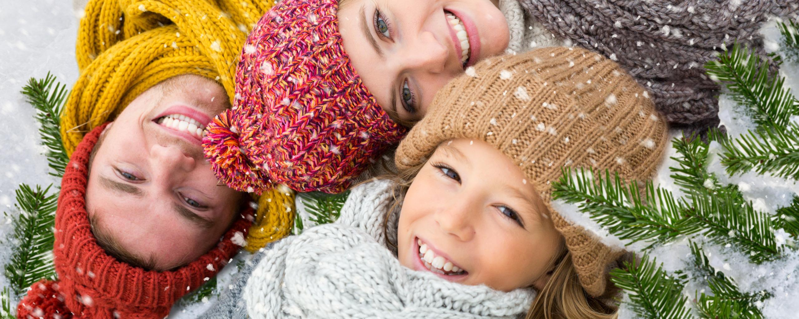 новогодние картинки люди в снегу сегодня торжество наполнится