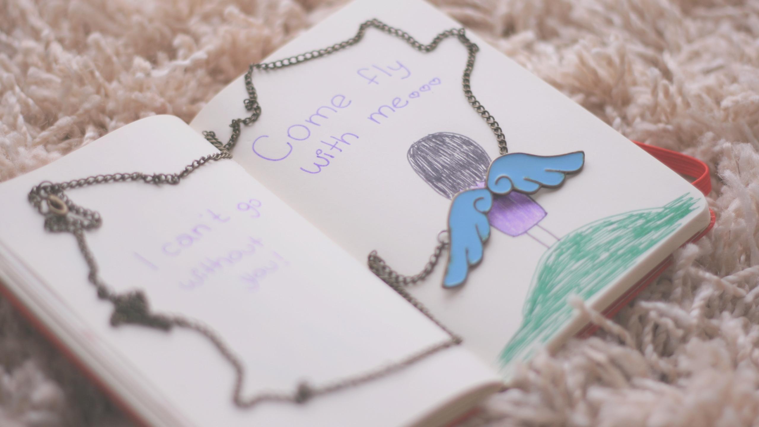 Украшение для личного дневника фото