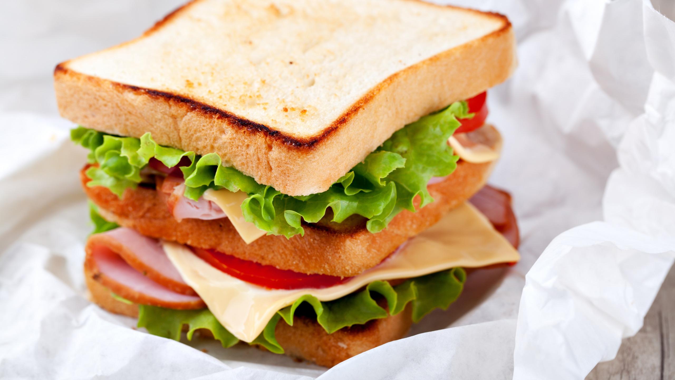 Картинки с бутербродами, добрым утром