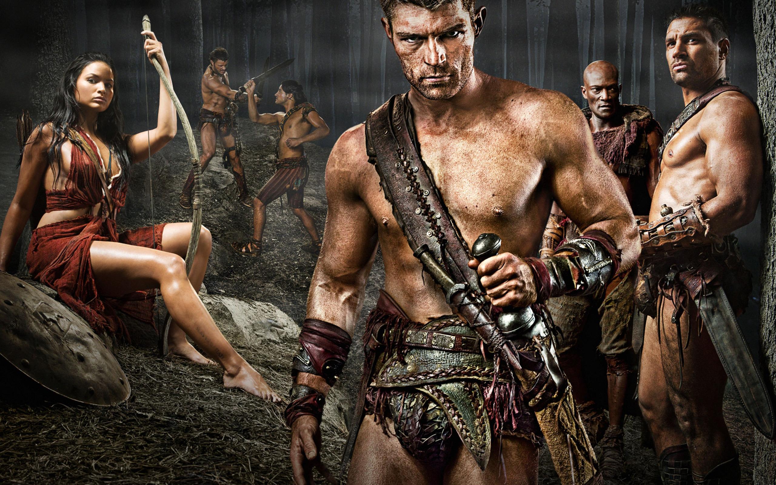 Спартак кровь и песок картинка