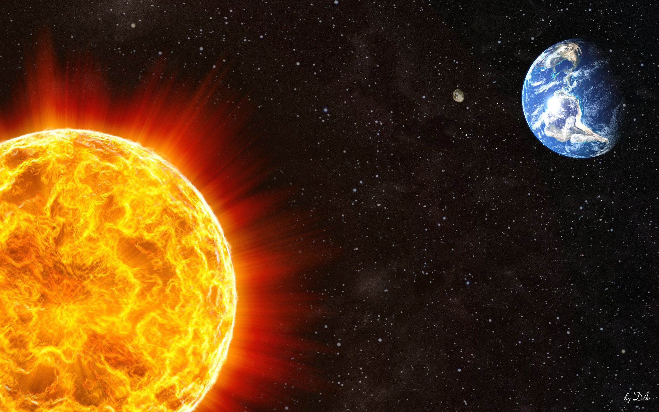 Картинки солнца звезд