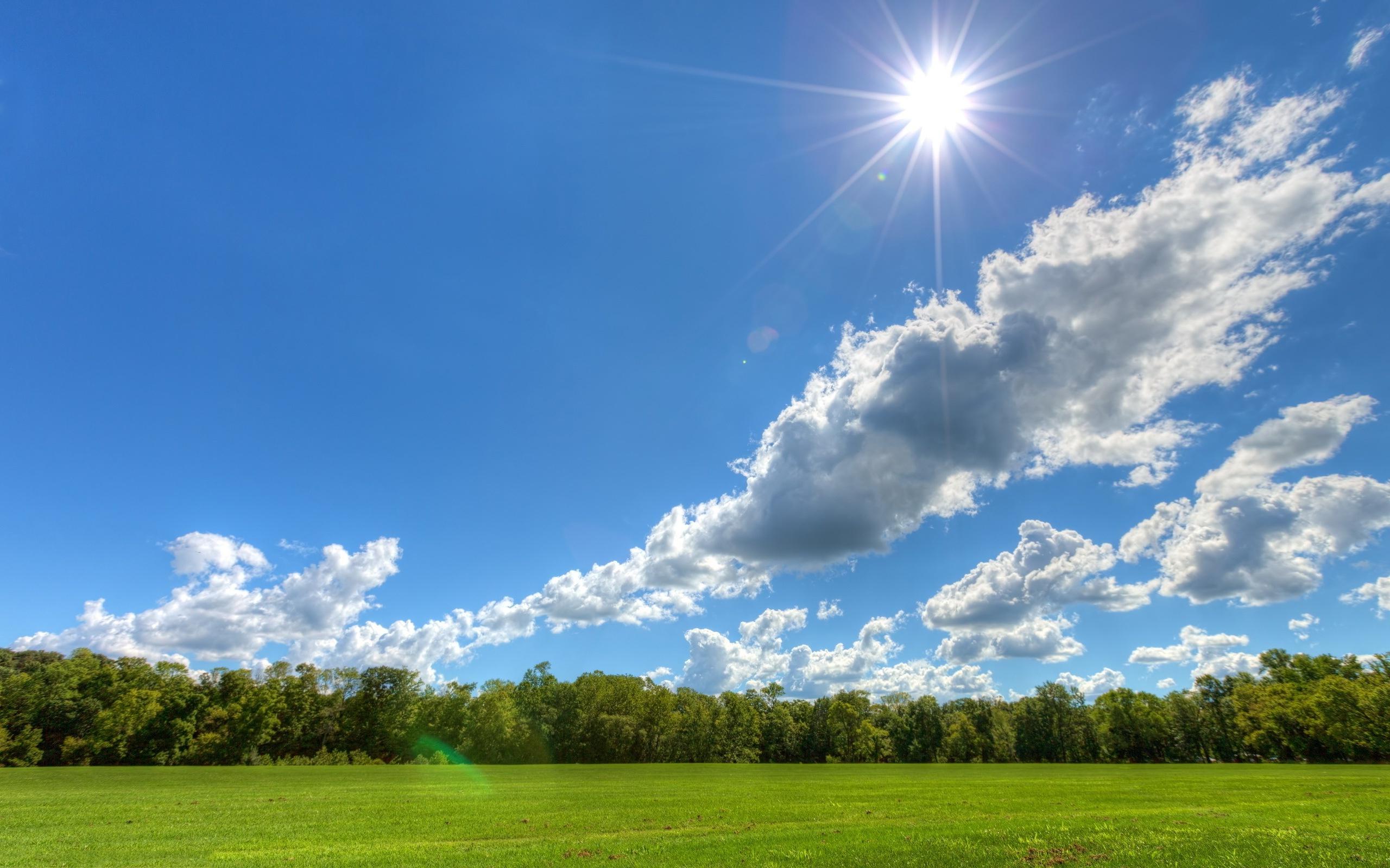 картинка небо летнее полнокадровой