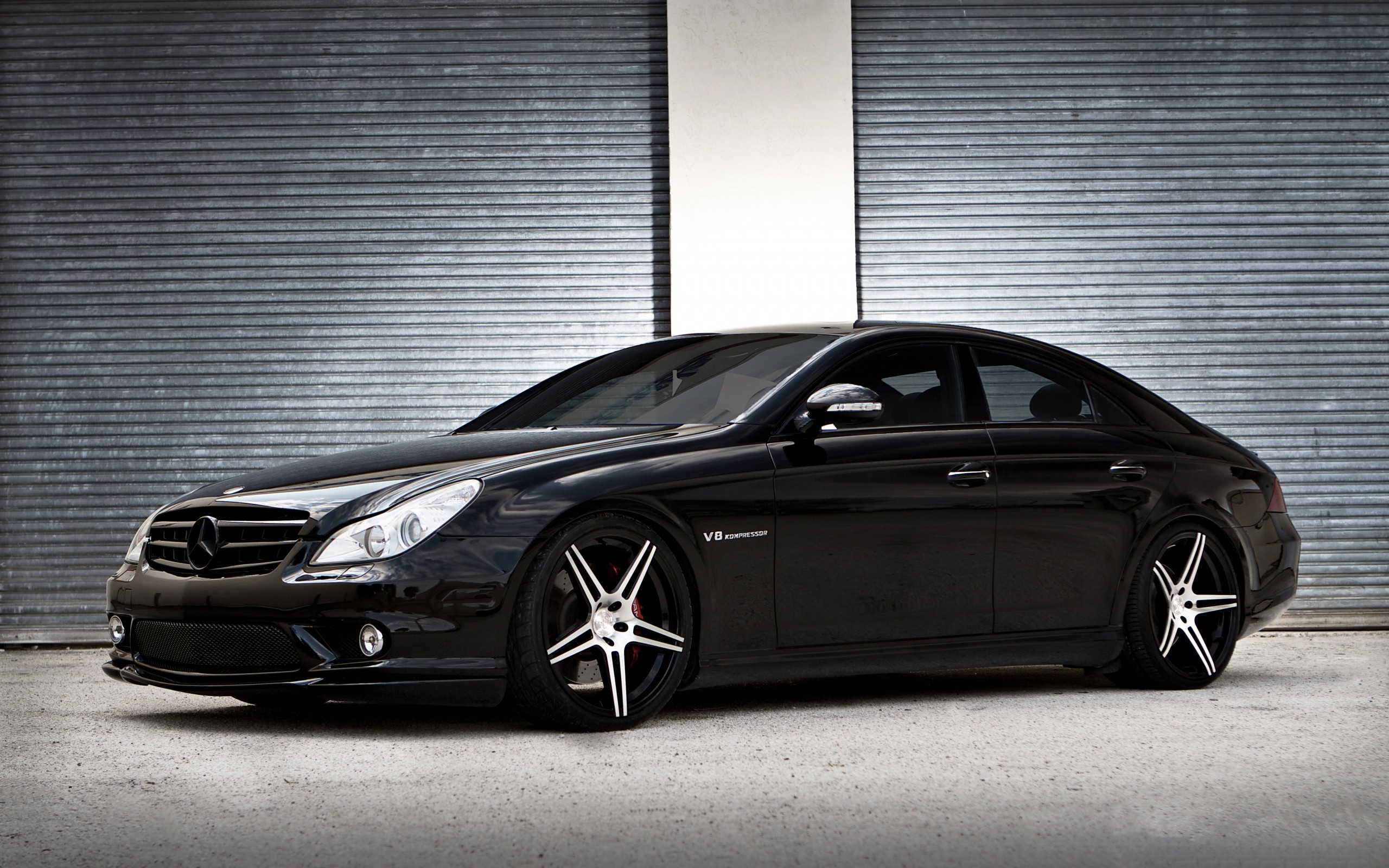 Mercedes black  № 1615374 загрузить