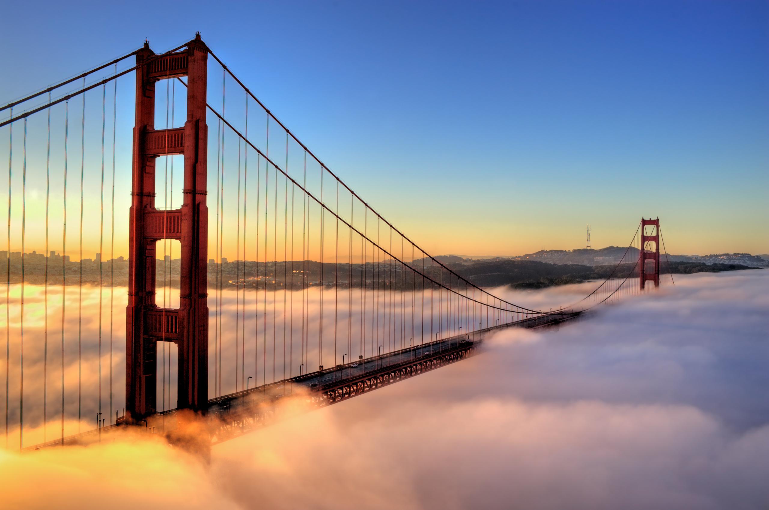 Мост над дорогой  № 2225371 бесплатно