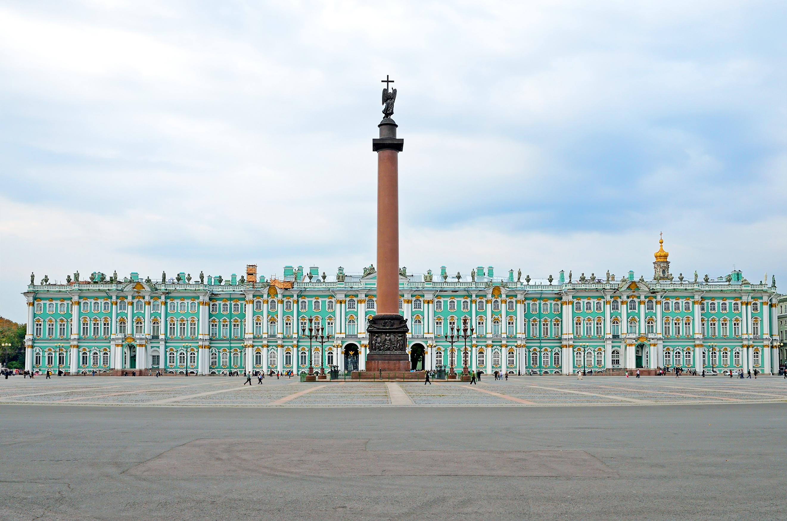 невесты дворцовая площадь зимний дворец открытка очень простой