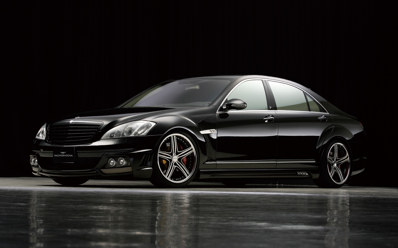 Mercedes black  № 1615448 без смс