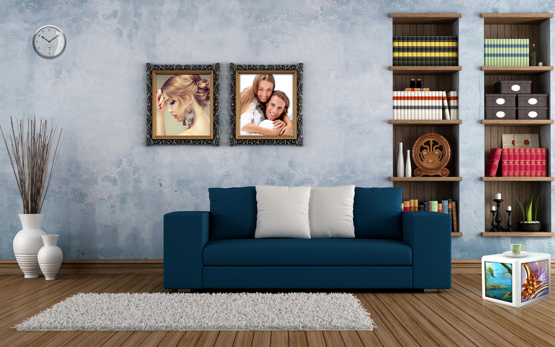 интерьер диван комната  № 3531377  скачать