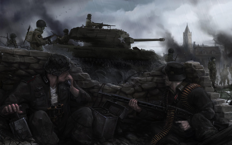 Война с немцами скачать игру