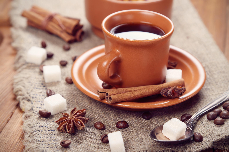 корица кофе чашка cinnamon coffee Cup  № 1119918 загрузить